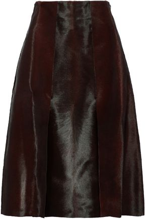 PROENZA SCHOULER Calf hair skirt