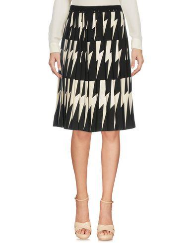 NEIL BARRETT SKIRTS Knee length skirts Women