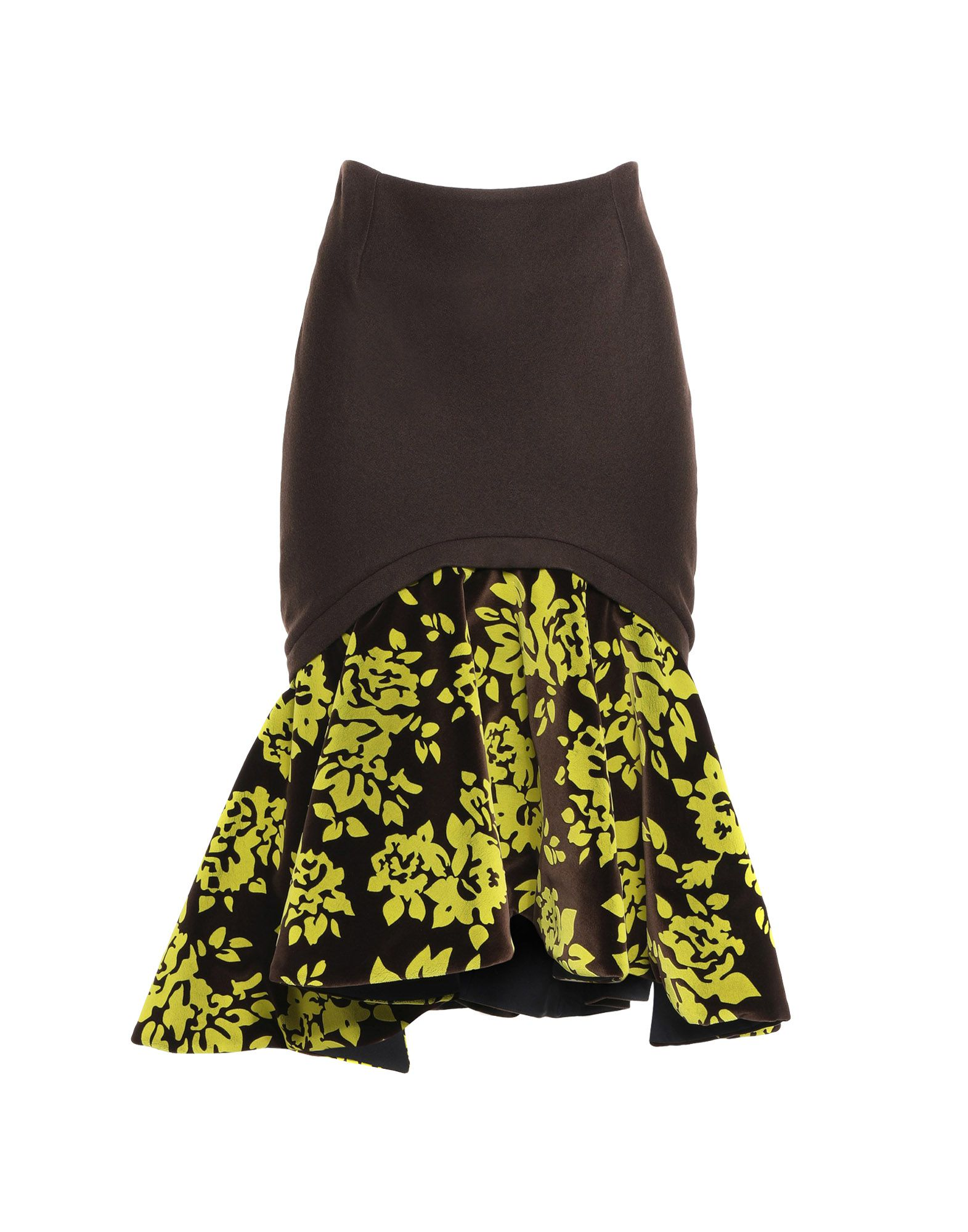 MARY KATRANTZOU | MARY KATRANTZOU Knee length skirts | Goxip