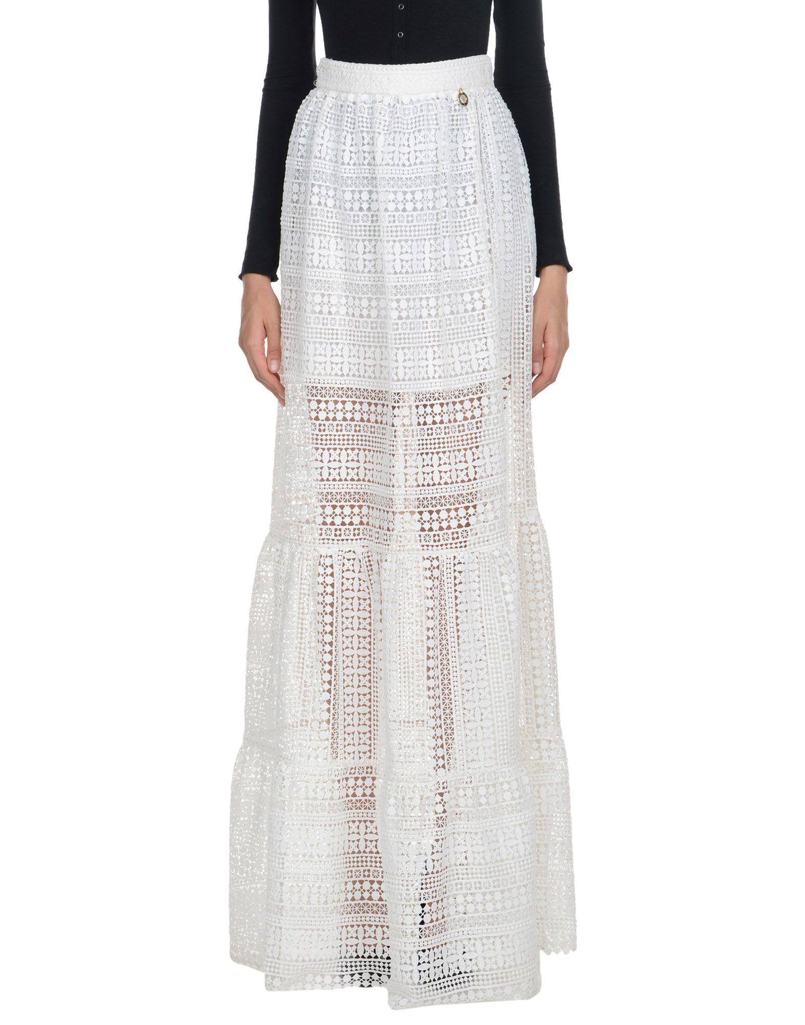 MANGANO Длинная юбка simclan® длинная юбка