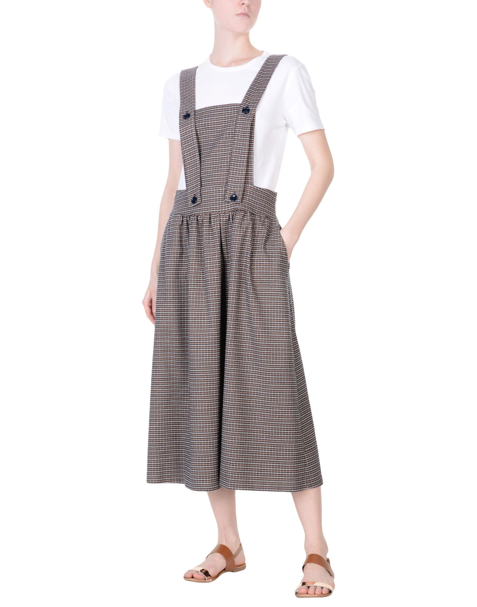 PAOLO CASALINI Юбочный комбинезон paolo casalini длинная юбка