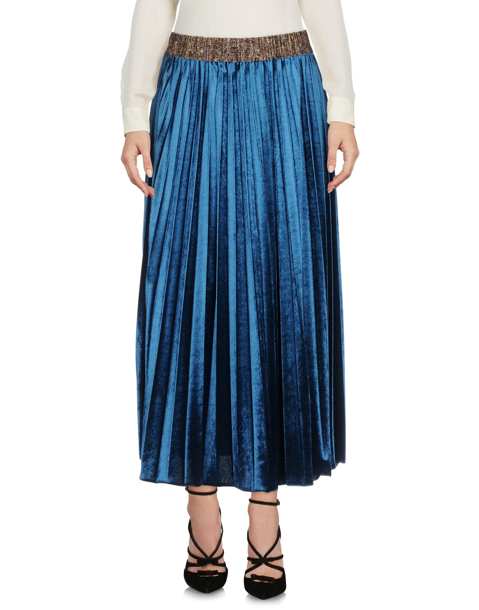 PAOLO CASALINI Юбка длиной 3/4 paolo casalini длинная юбка
