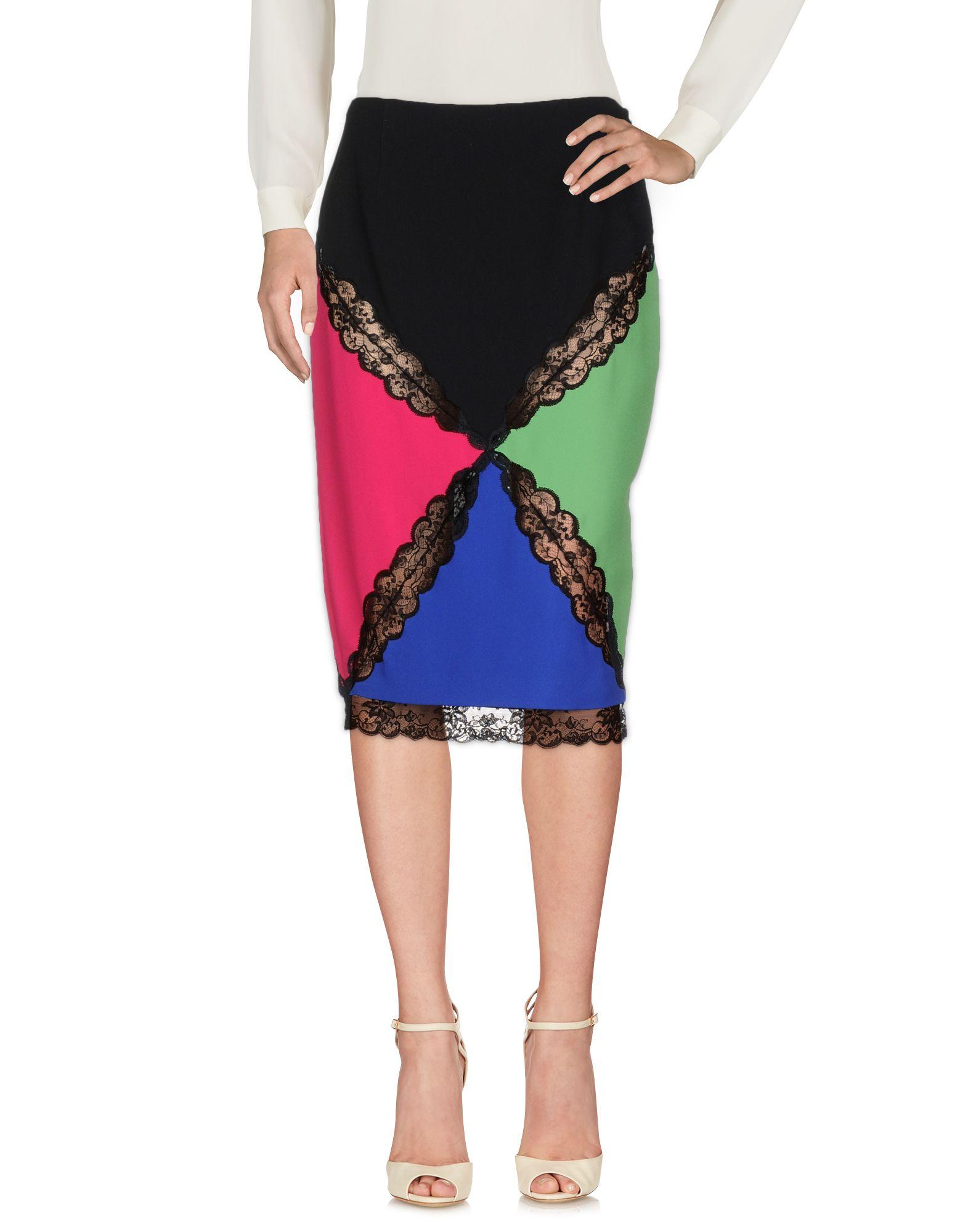 GAI MATTIOLO COUTURE Юбка длиной 3/4 moschino couture юбка длиной 3 4