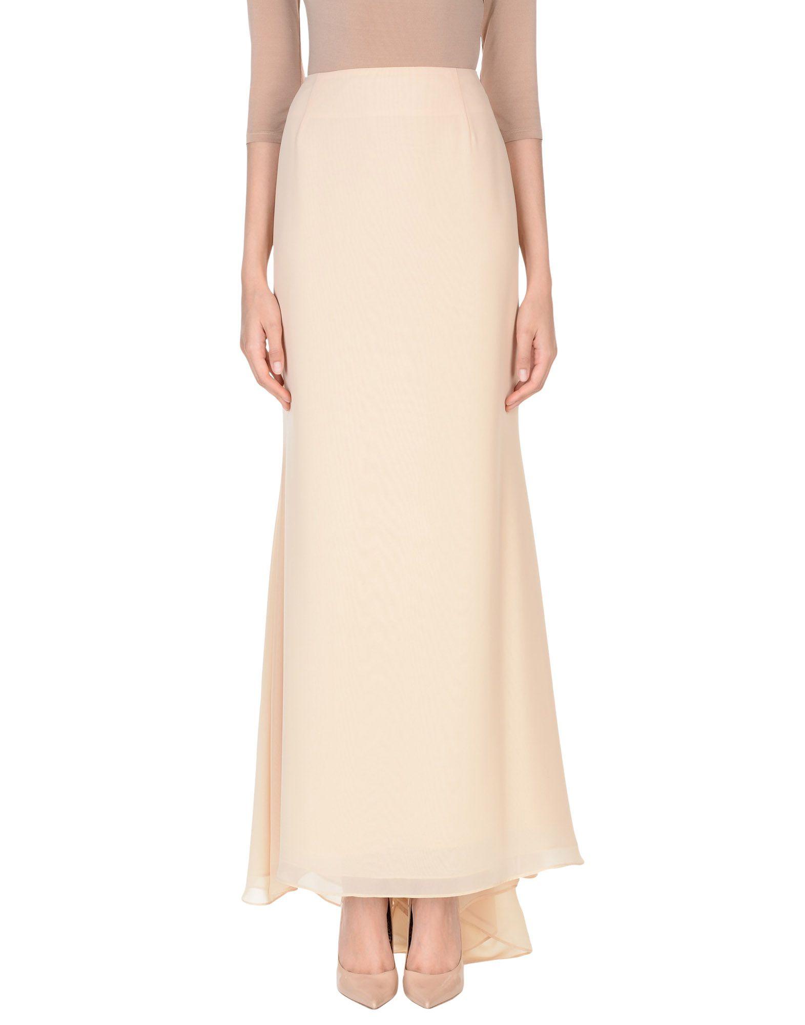 цена MARIA COCA Длинная юбка