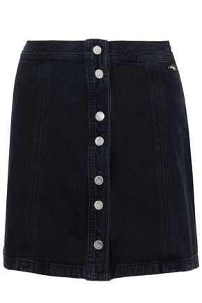 J BRAND + Bella Freud Nashville denim mini skirt