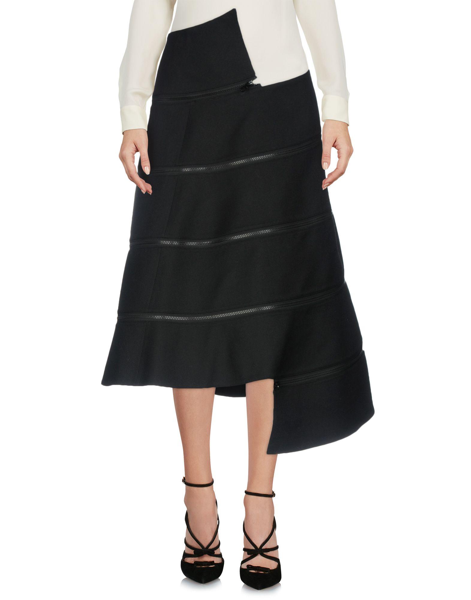 SKIRTS - 3/4 length skirts Junya Watanabe 2018 Newest s9HyRNQ2