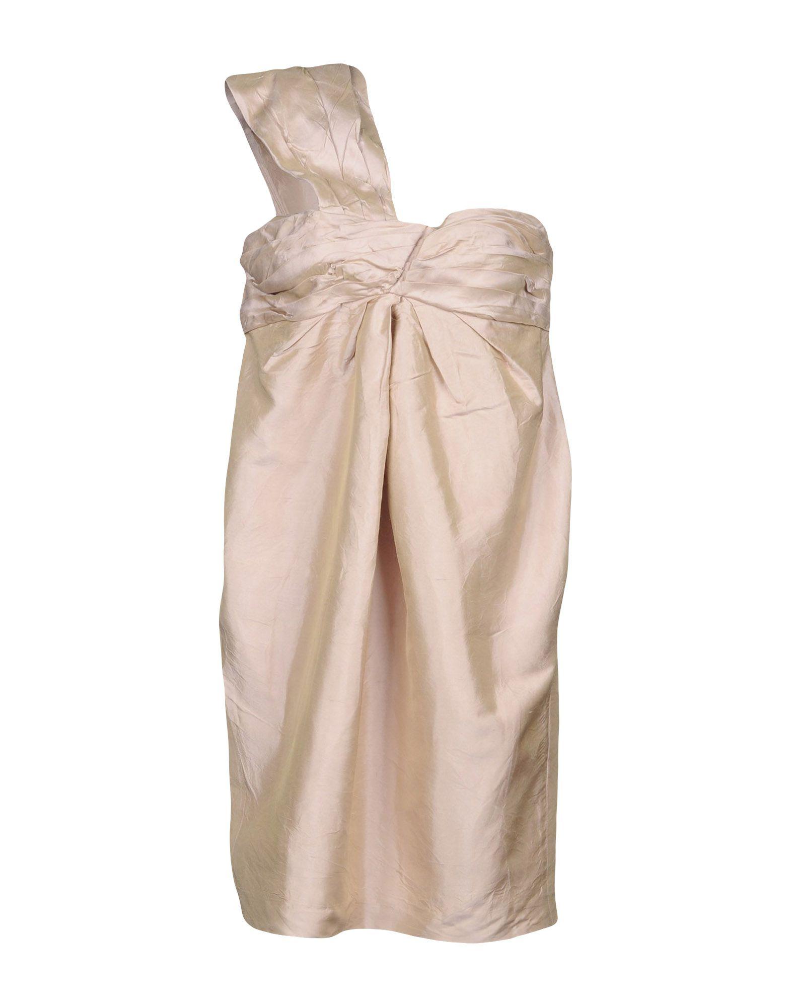 Фото - JOHN RICHMOND Короткое платье john richmond мини юбка