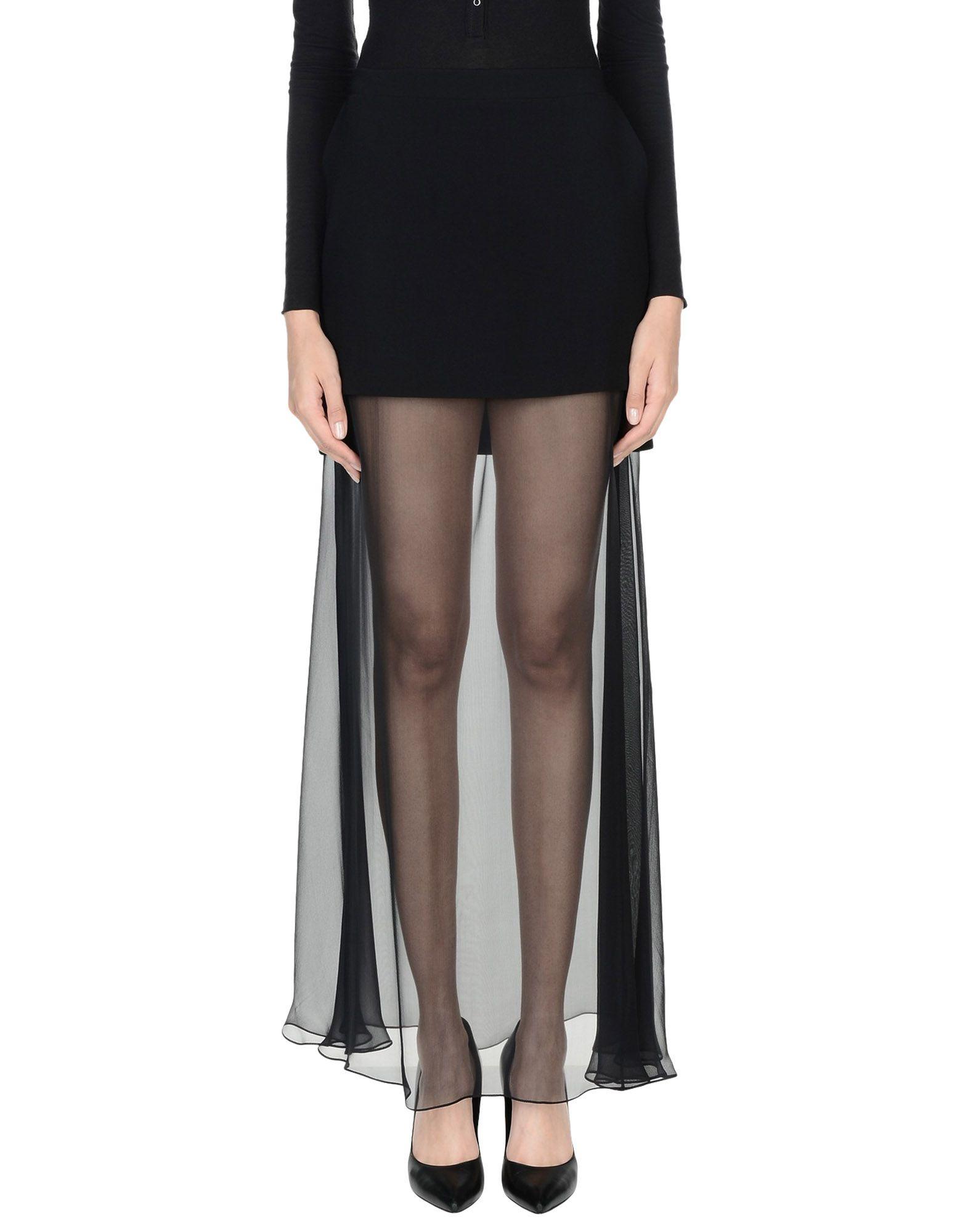 GIVENCHY Длинная юбка givenchy длинная юбка