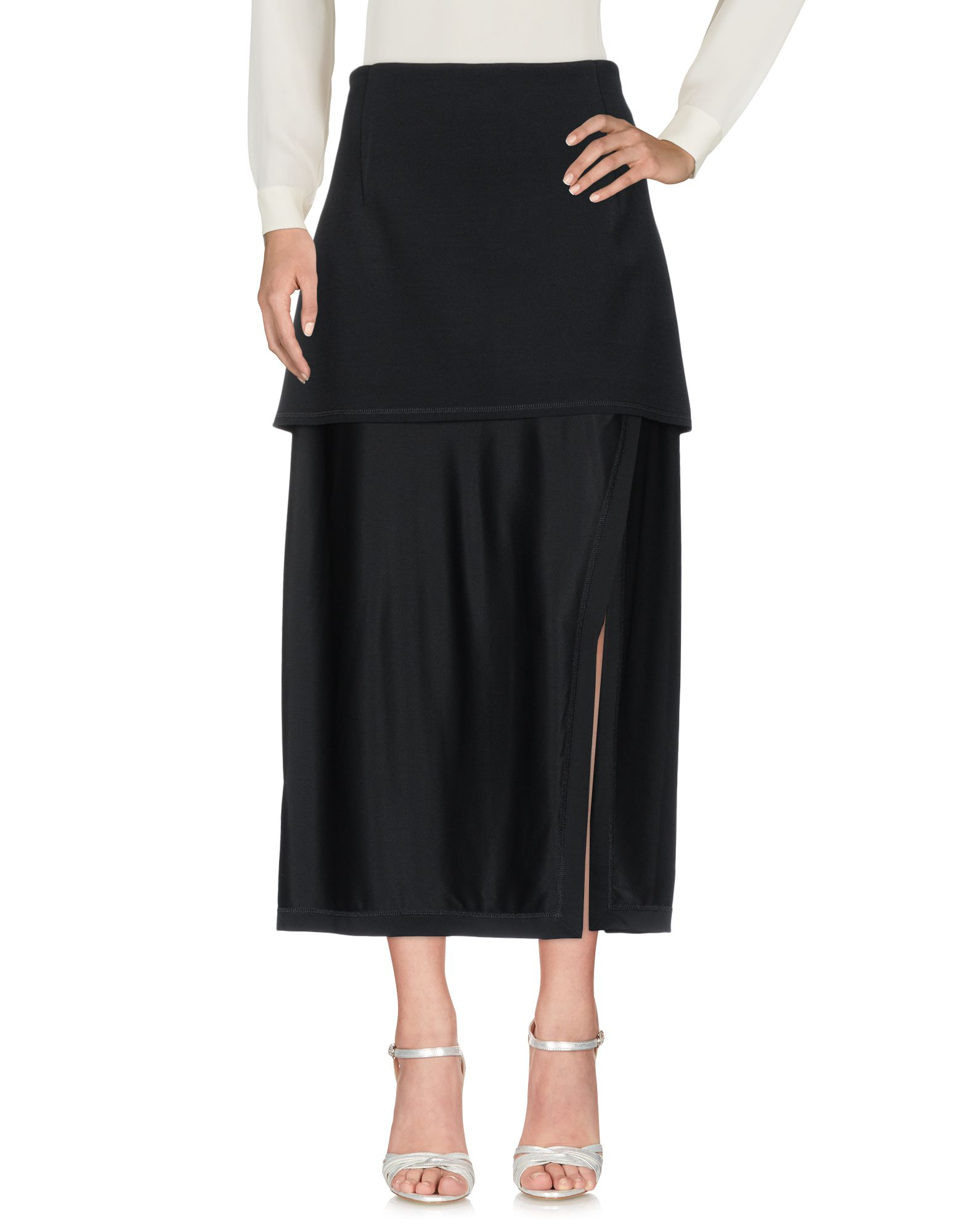 DKNY Длинная юбка недорго, оригинальная цена