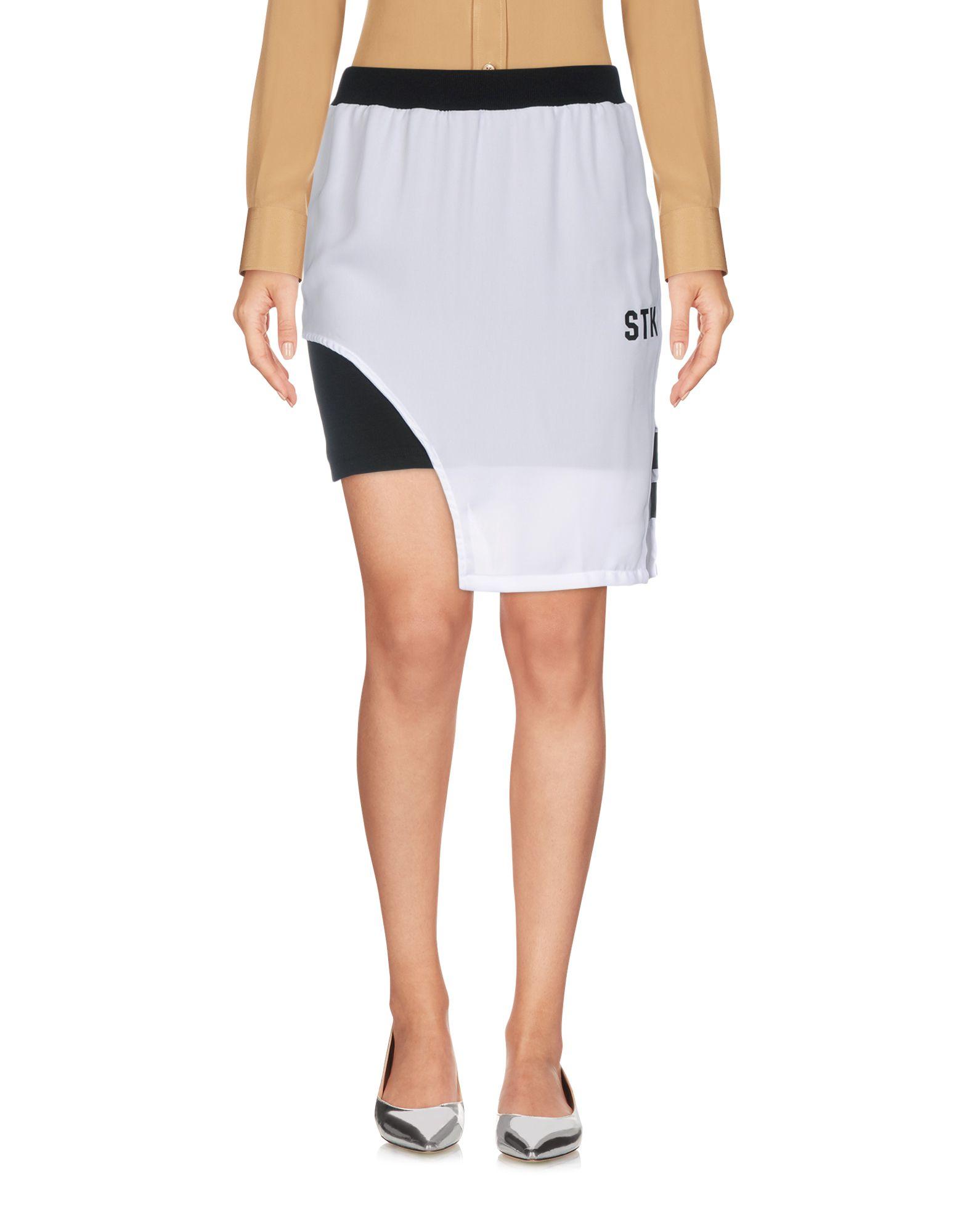 STK SUPERTOKYO Мини-юбка цена и фото