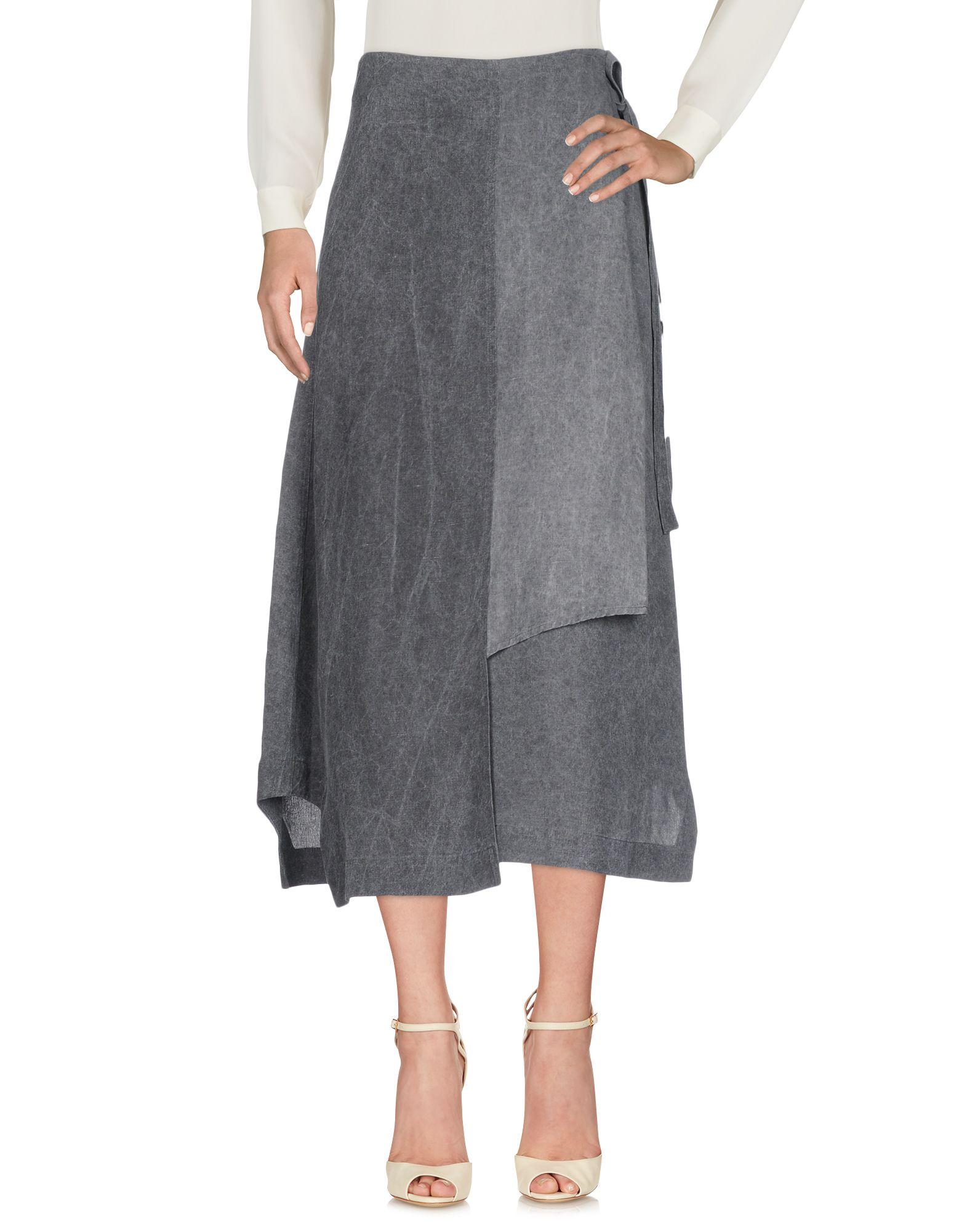 CREA CONCEPT Юбка длиной 3/4 crea concept легкое пальто