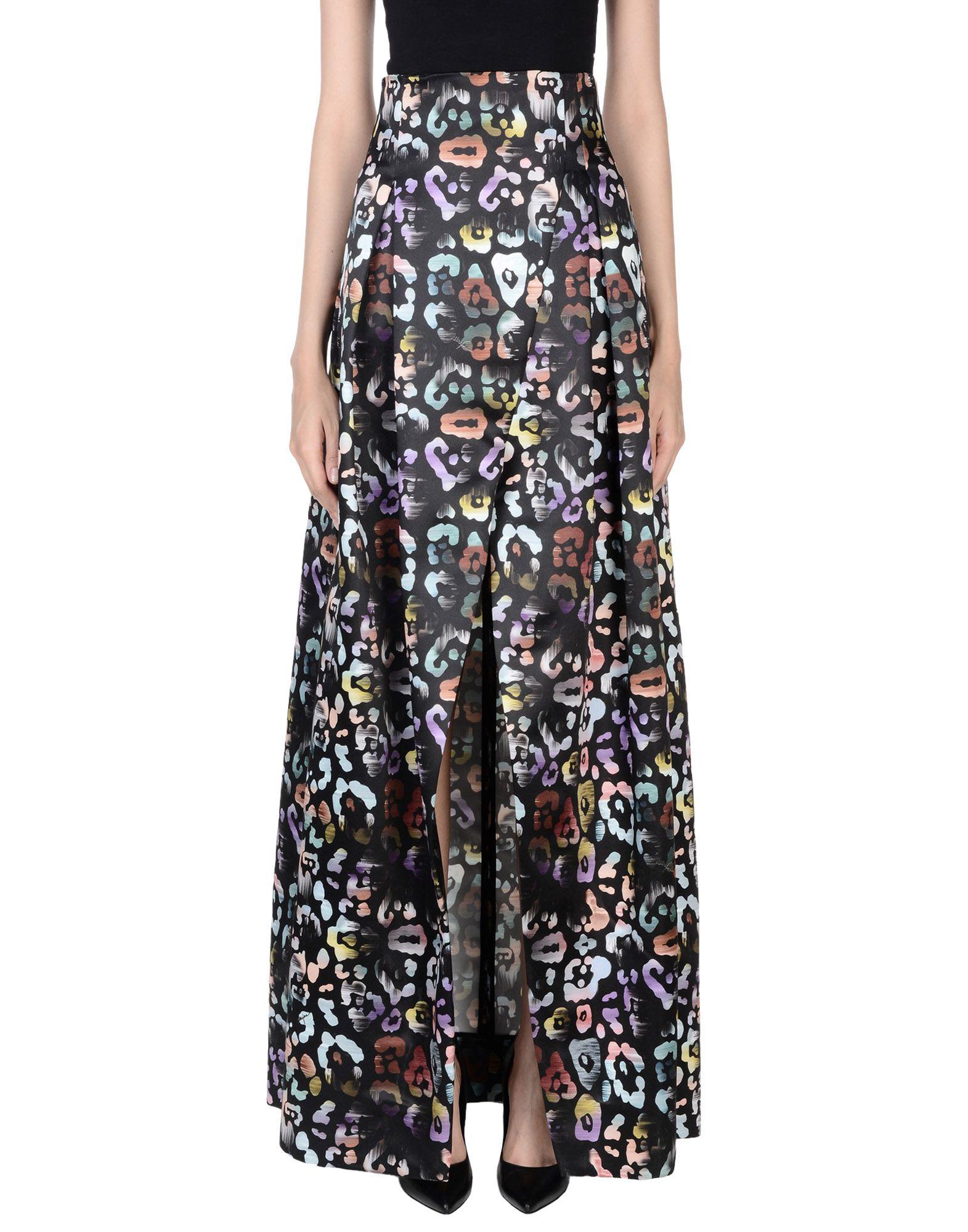 MANGANO Длинная юбка