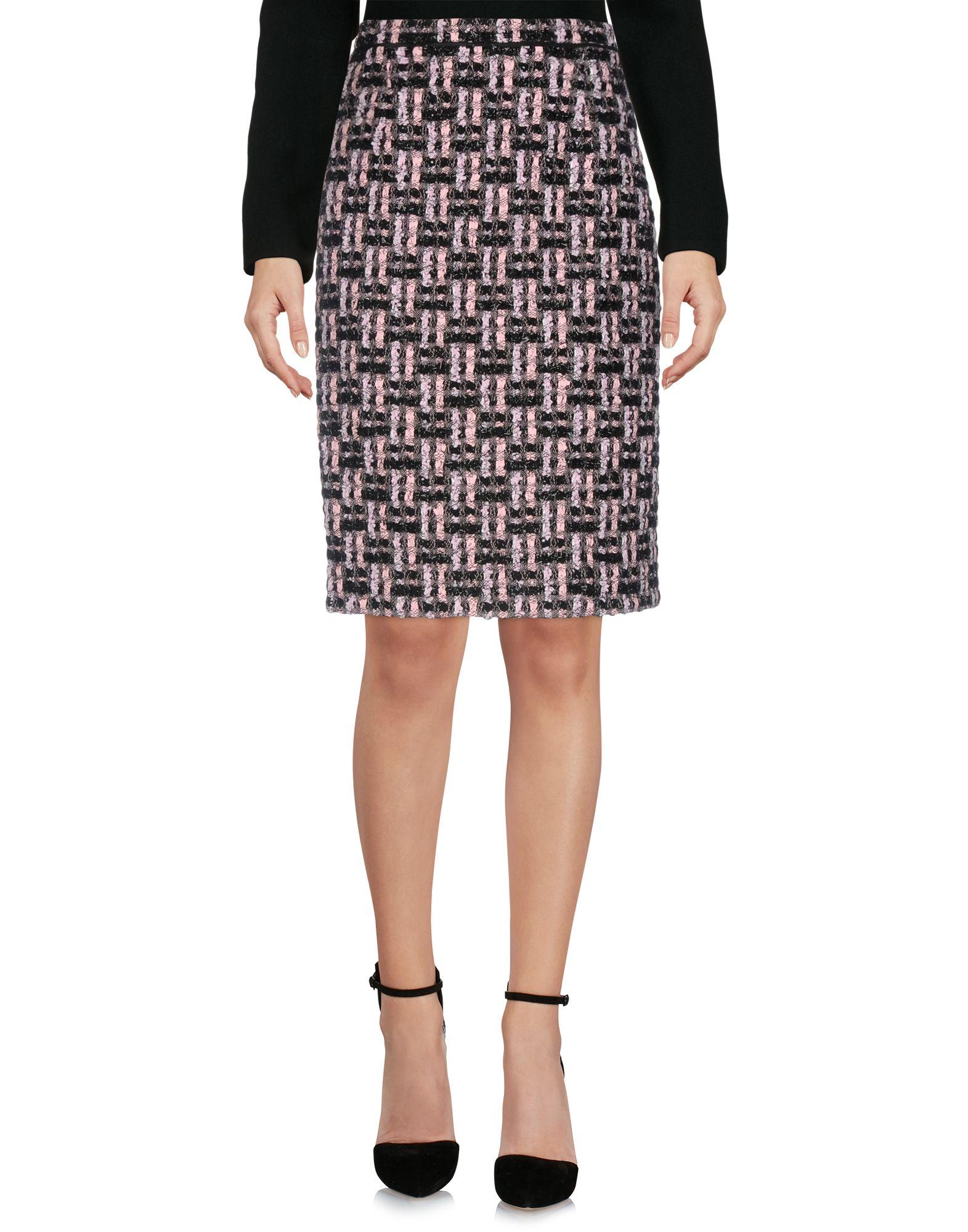 OSCAR DE LA RENTA | OSCAR DE LA RENTA Knee length skirts | Goxip