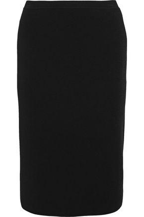 GIORGIO ARMANI Stretch-knit pencil skirt