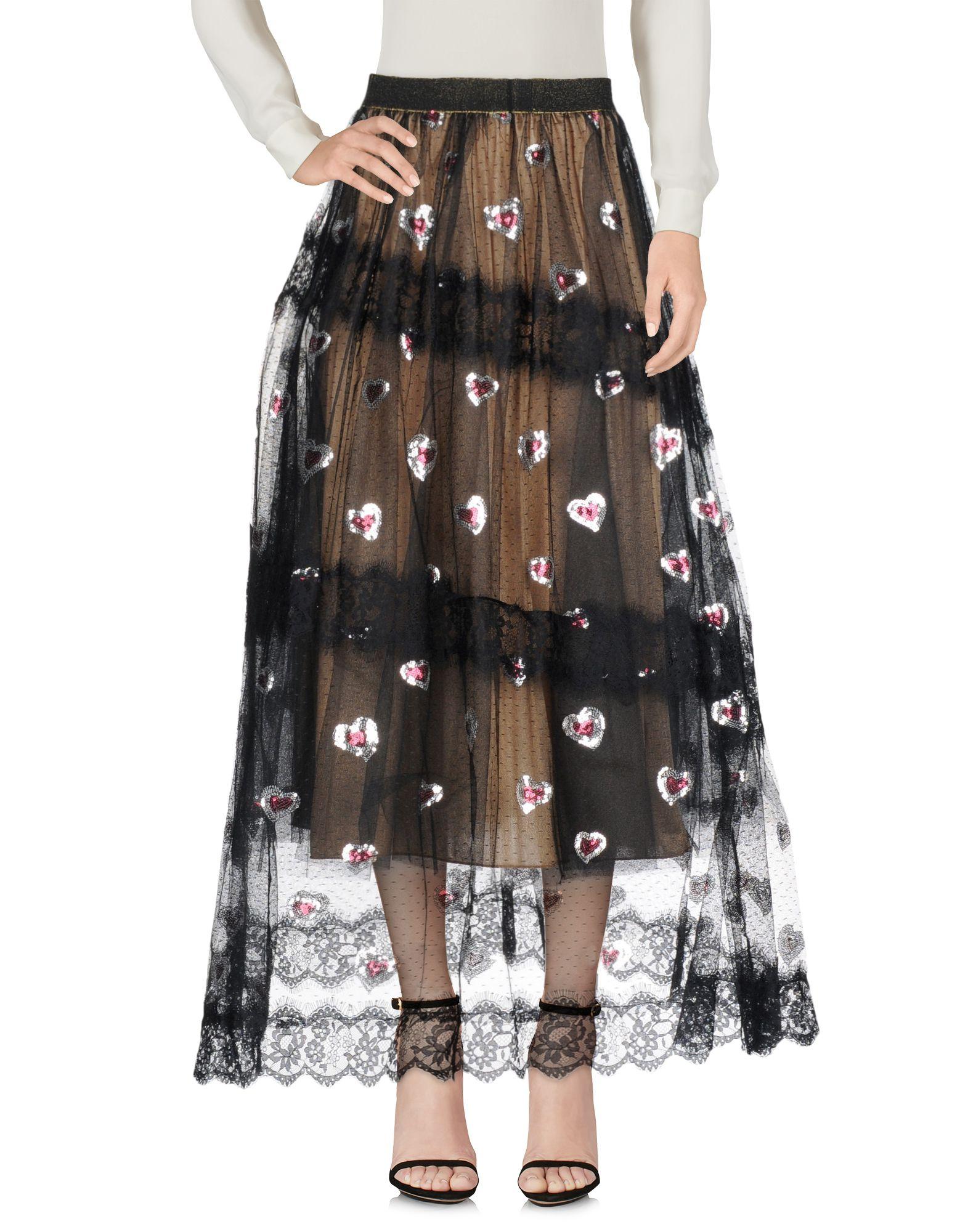 VICOLO Длинная юбка simclan® длинная юбка