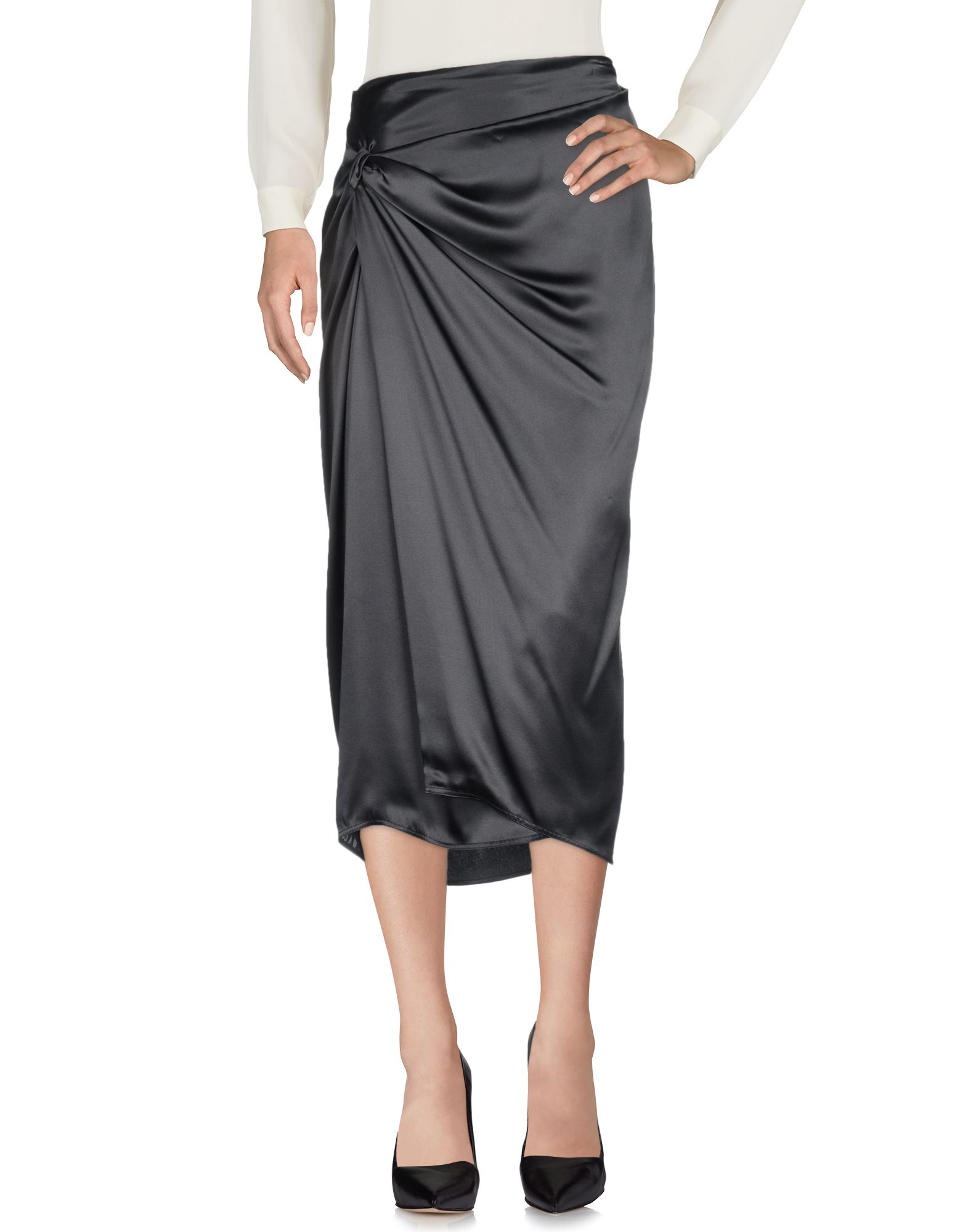 DUŠAN Юбка длиной 3/4 moschino couture юбка длиной 3 4