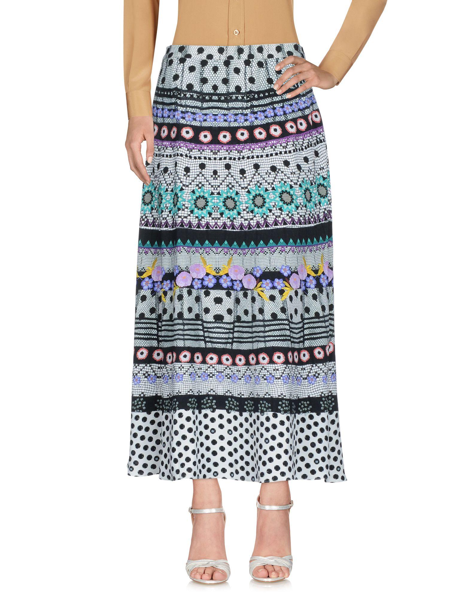 купить TEMPERLEY LONDON Длинная юбка по цене 35150 рублей