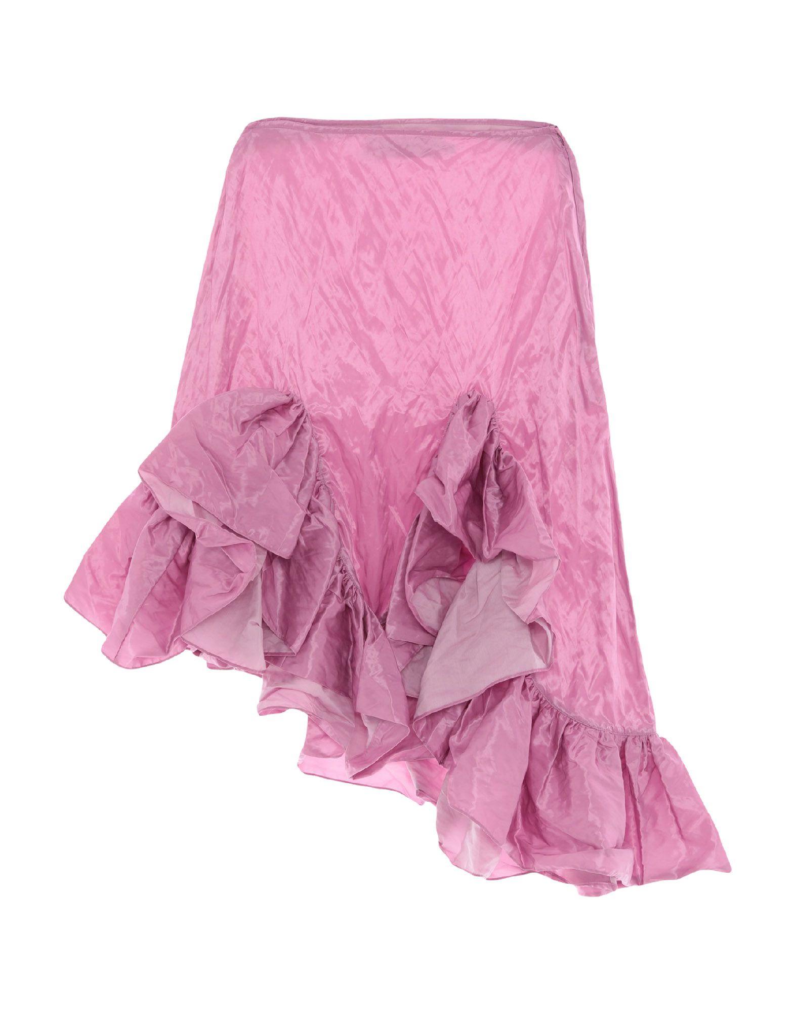 Фото - MARQUES' ALMEIDA Юбка длиной 3/4 marques almeida джинсовая юбка