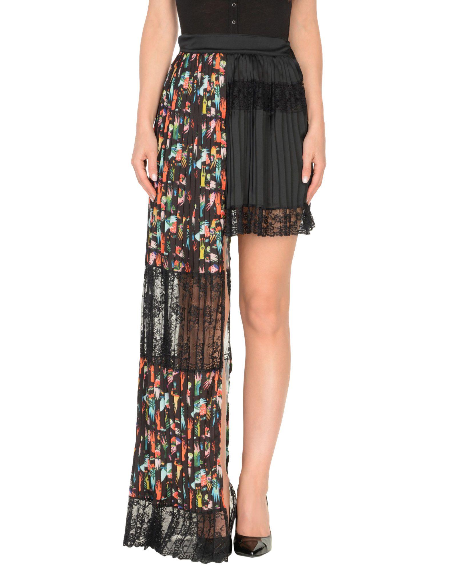 LUCILLE Мини-юбка недорго, оригинальная цена
