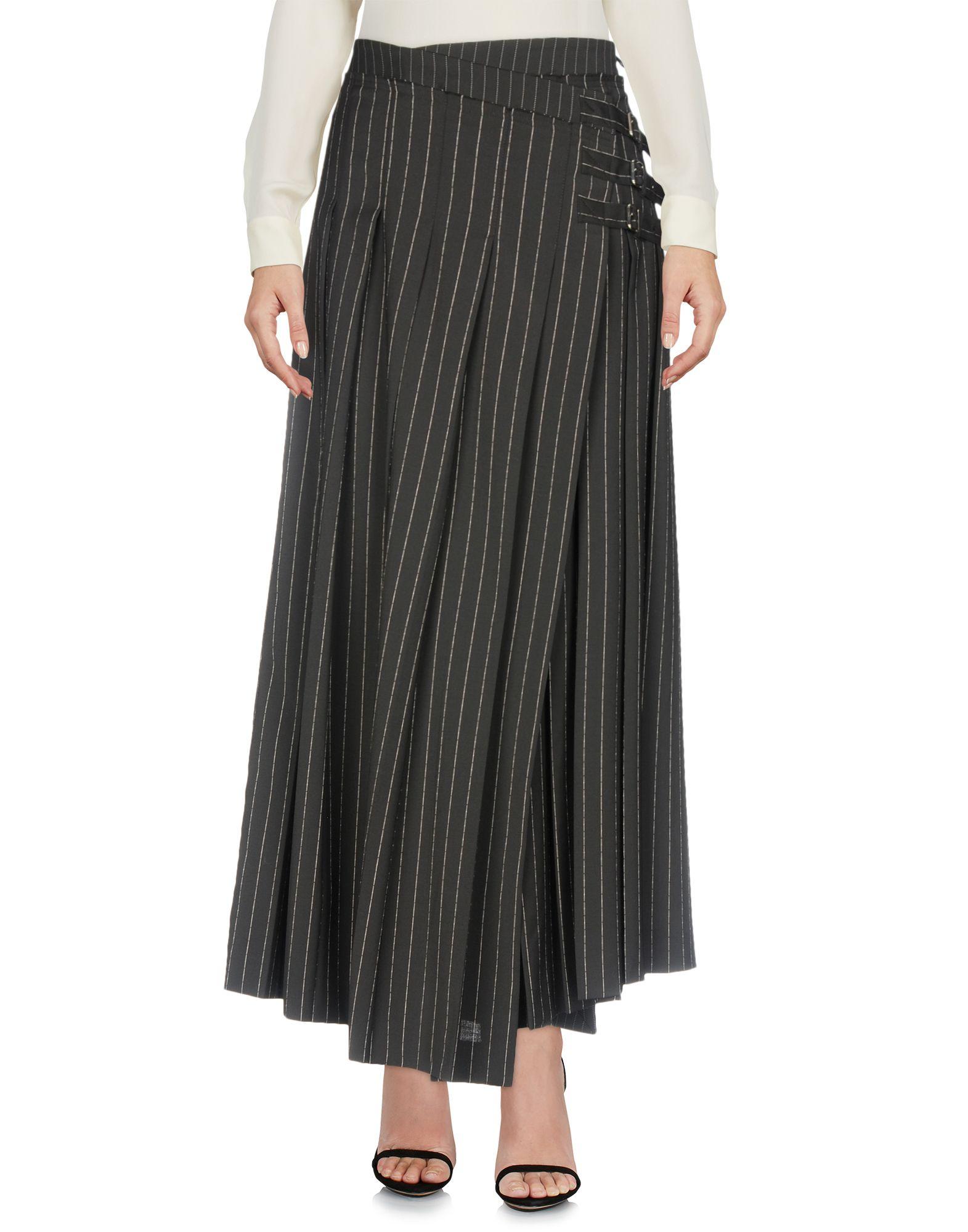 McQ Alexander McQueen Длинная юбка юбка alexander mcqueen mtp00150780 2015 mcq