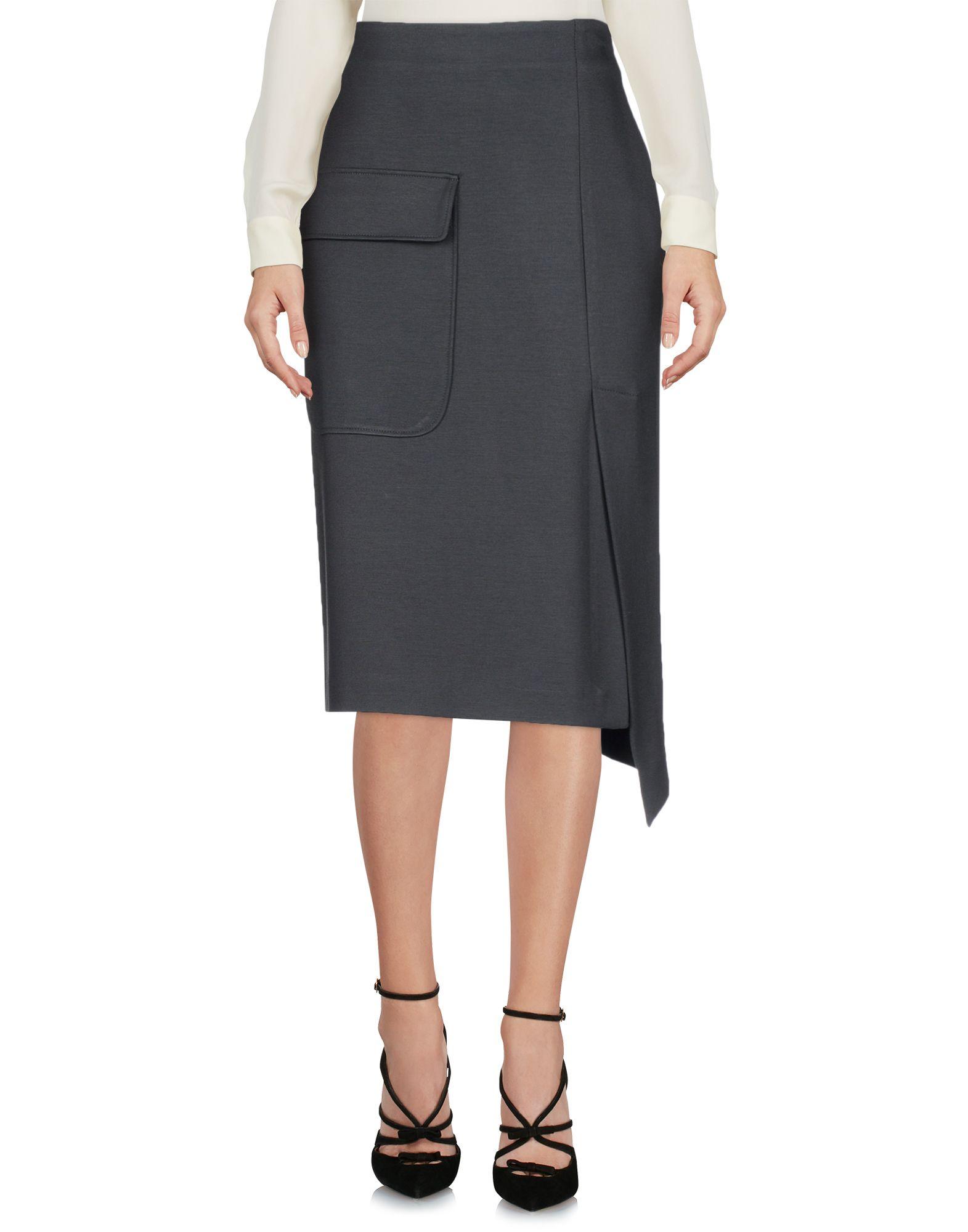 ELEVENTY Юбка длиной 3/4 moschino couture юбка длиной 3 4