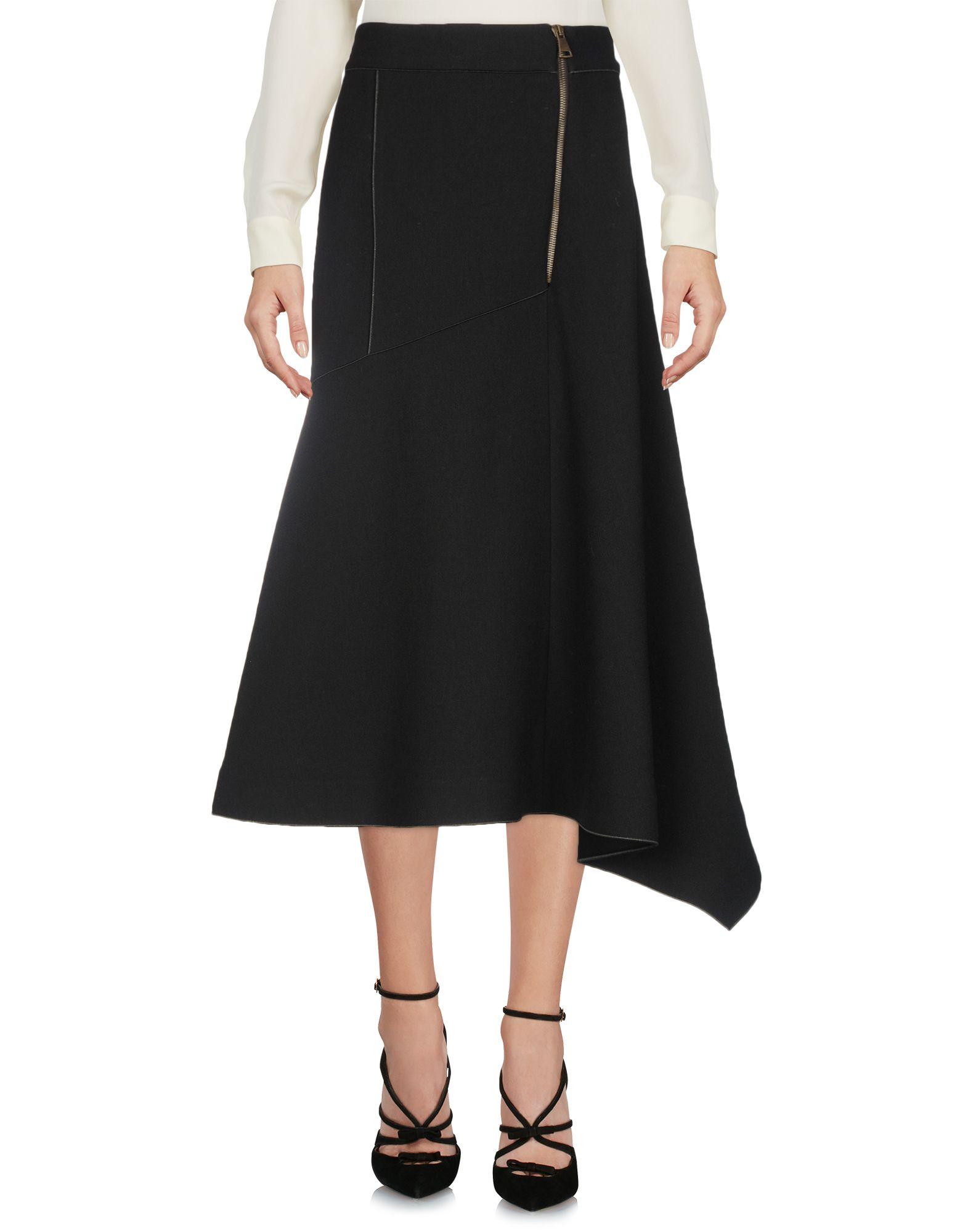 AQUILANO-RIMONDI Юбка длиной 3/4 plus dot mesh yoke flounce embellished bodysuit