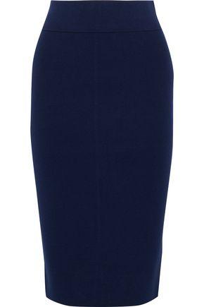 MILLY Ponte pencil skirt