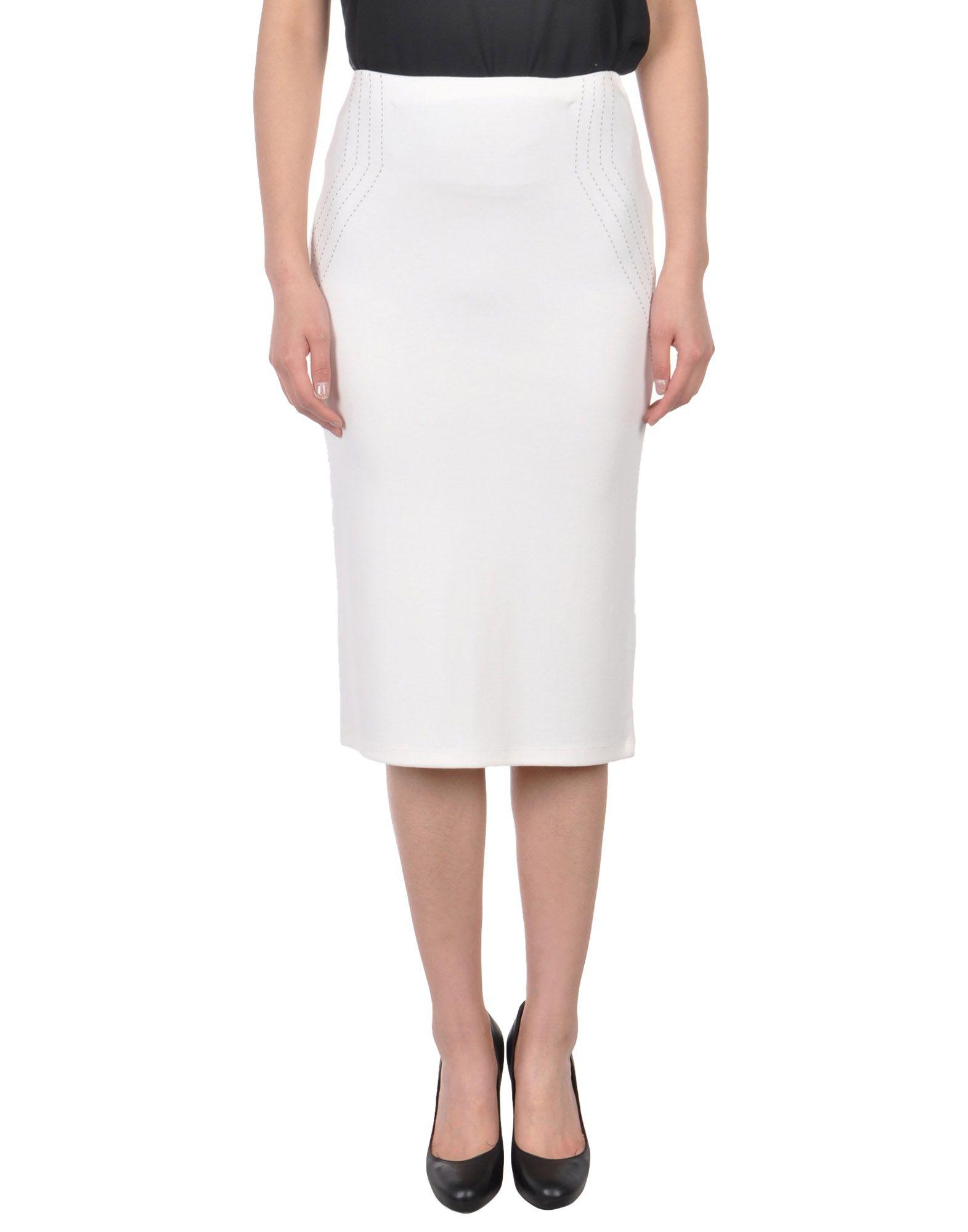 EMPORIO ARMANI Юбка длиной 3/4 emporio armani юбка длиной 3 4