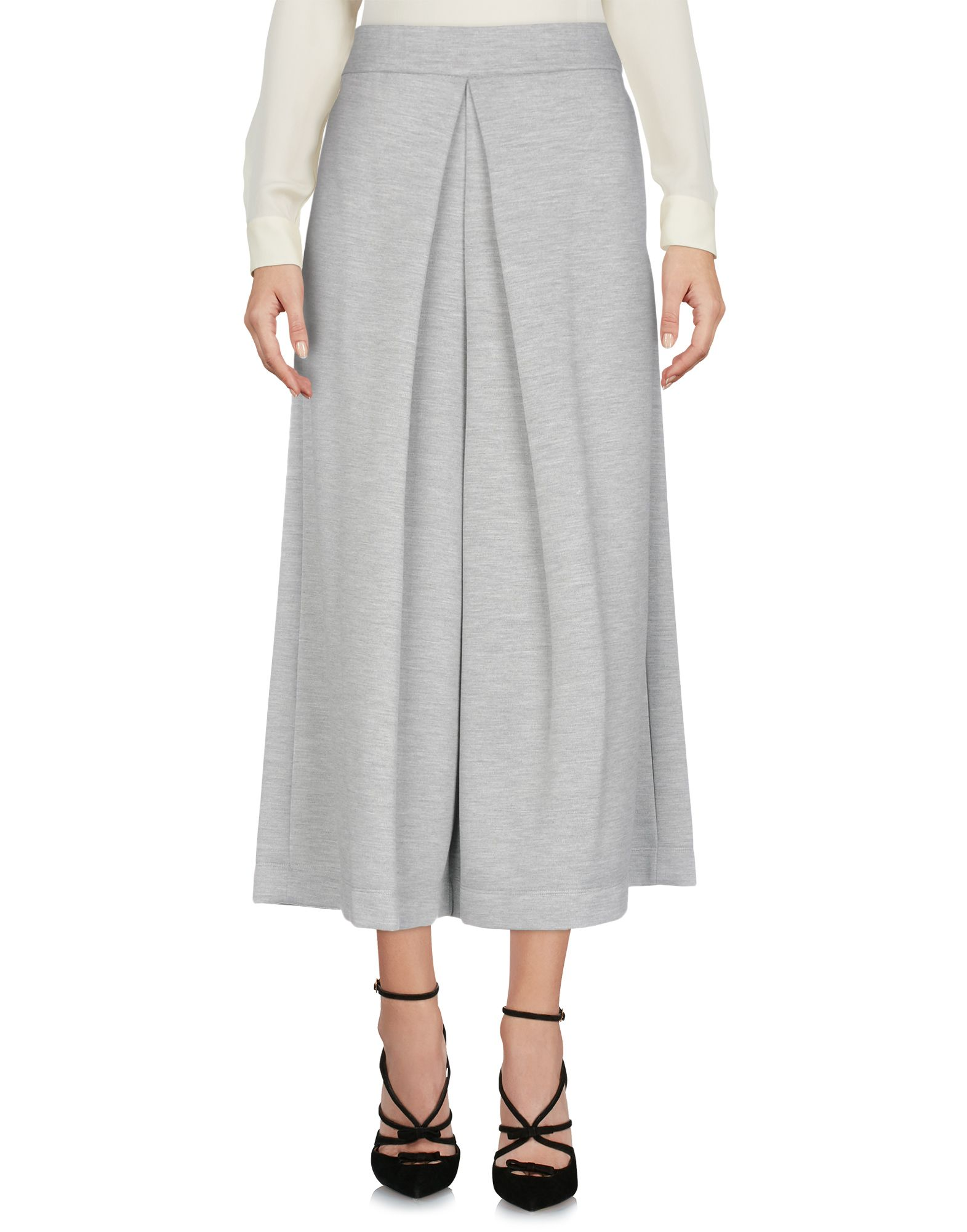 MM6 MAISON MARGIELA Юбка длиной 3/4 mm6 maison margiela платье длиной 3 4