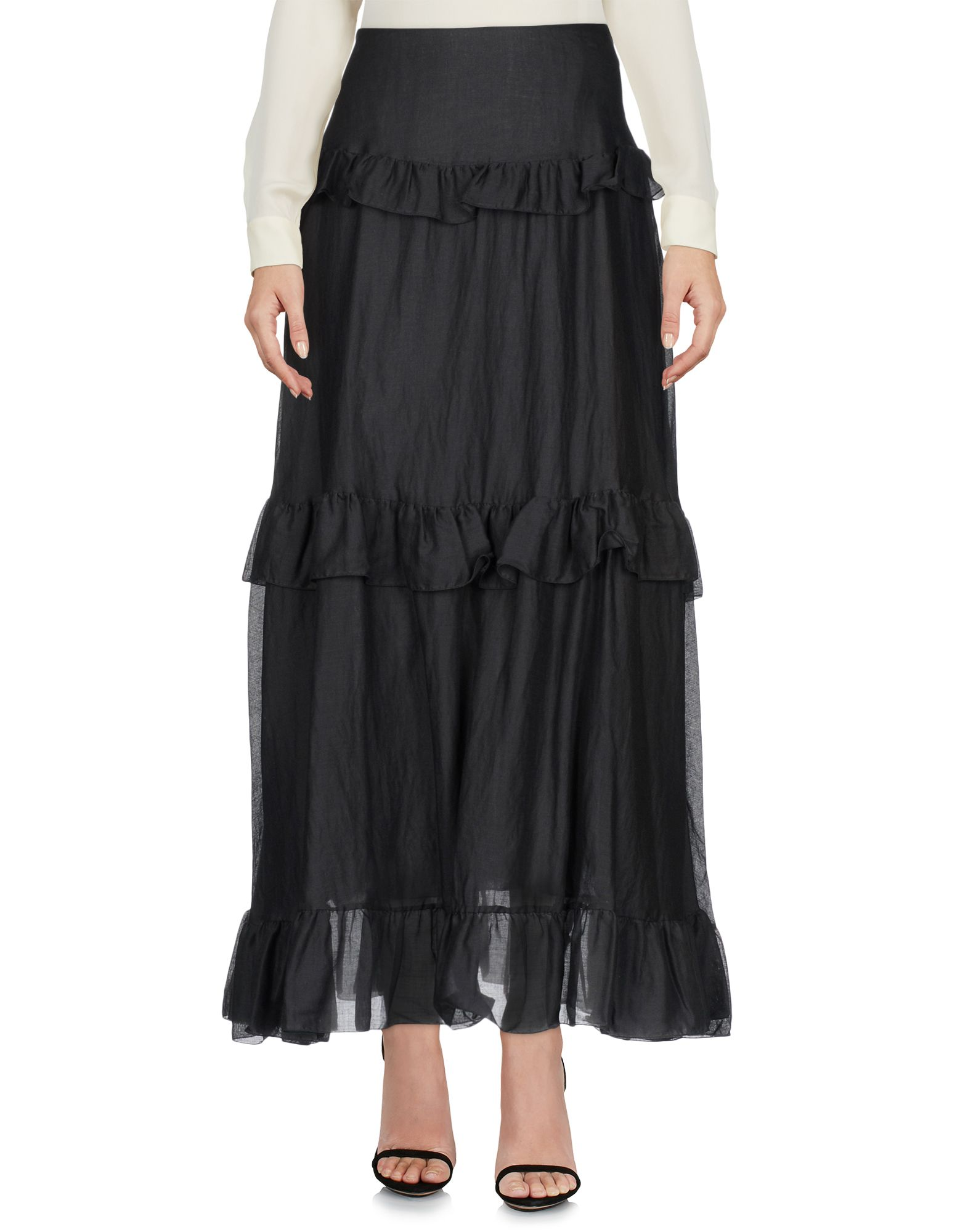 ASPESI design by LAWRENCE STEELE Длинная юбка цена