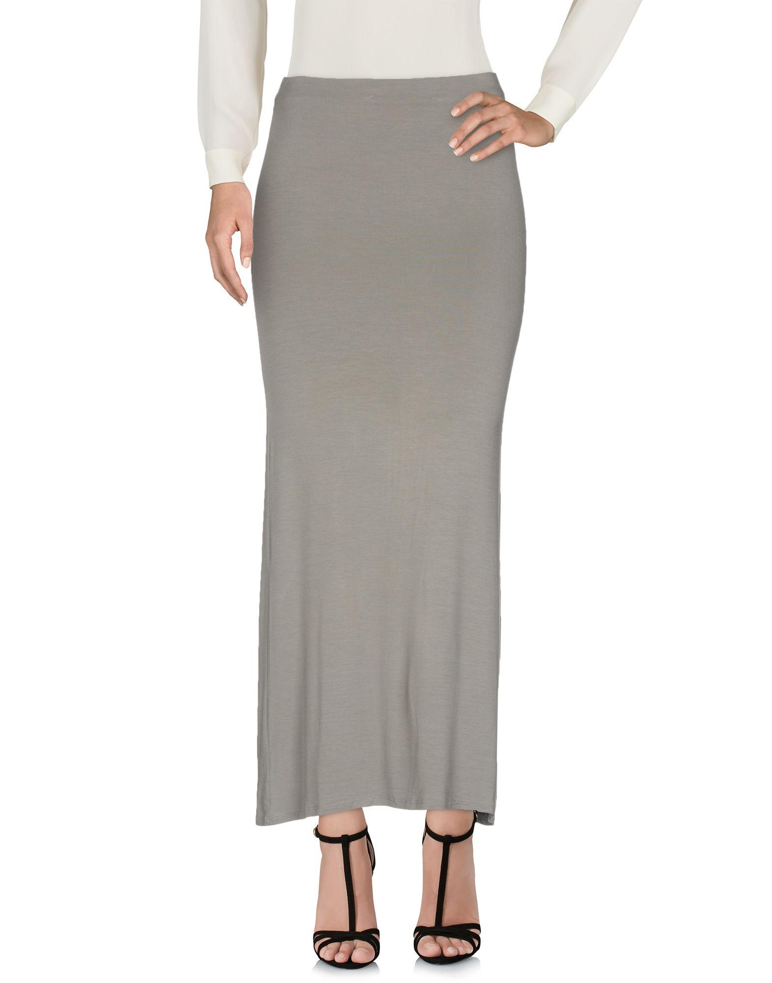 CHARLI Длинная юбка scaglione city длинная юбка