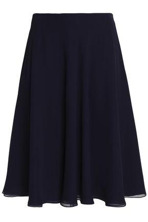 LANVIN Silk-chiffon skirt