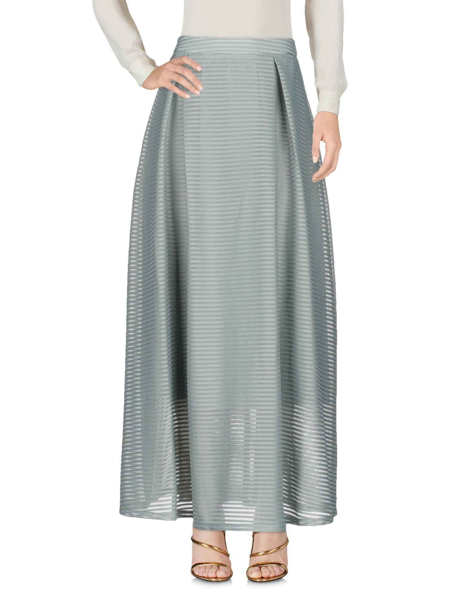 SILVIAN HEACH Длинная юбка юбка silvian heach cvp17338lo navy