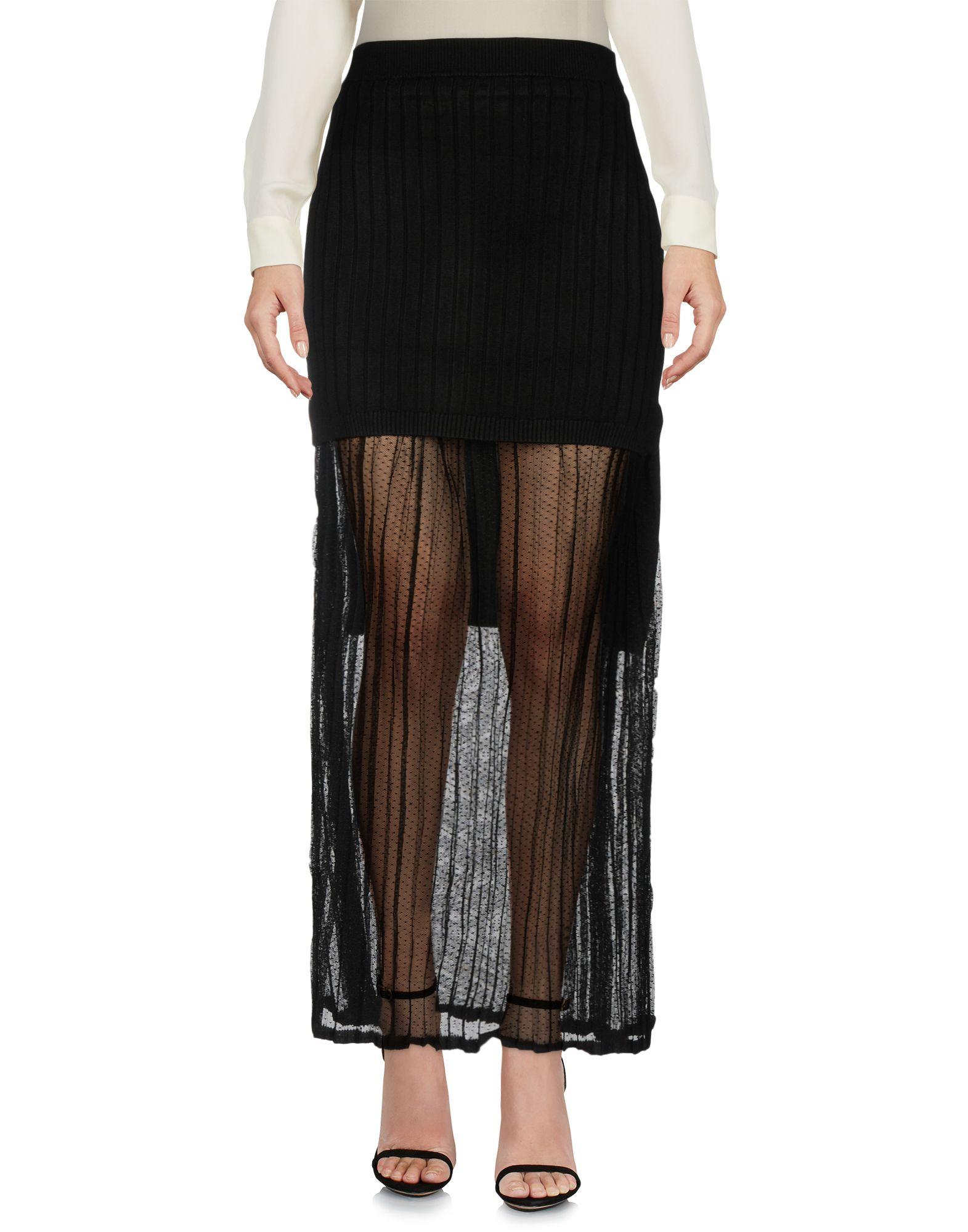 SILVIAN HEACH Длинная юбка silvian heach длинная юбка