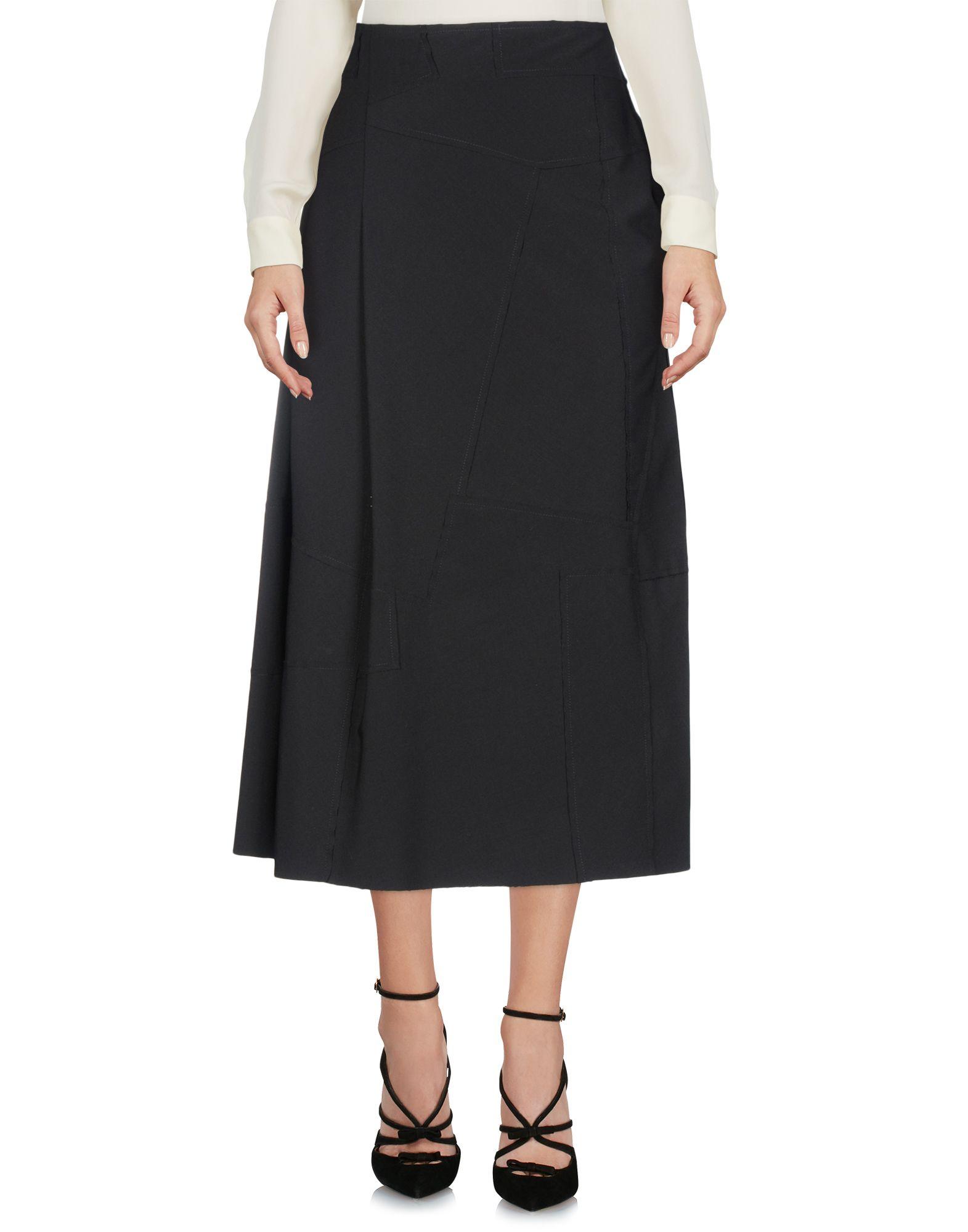 MAISON FLÂNEUR Юбка длиной 3/4 moschino couture юбка длиной 3 4