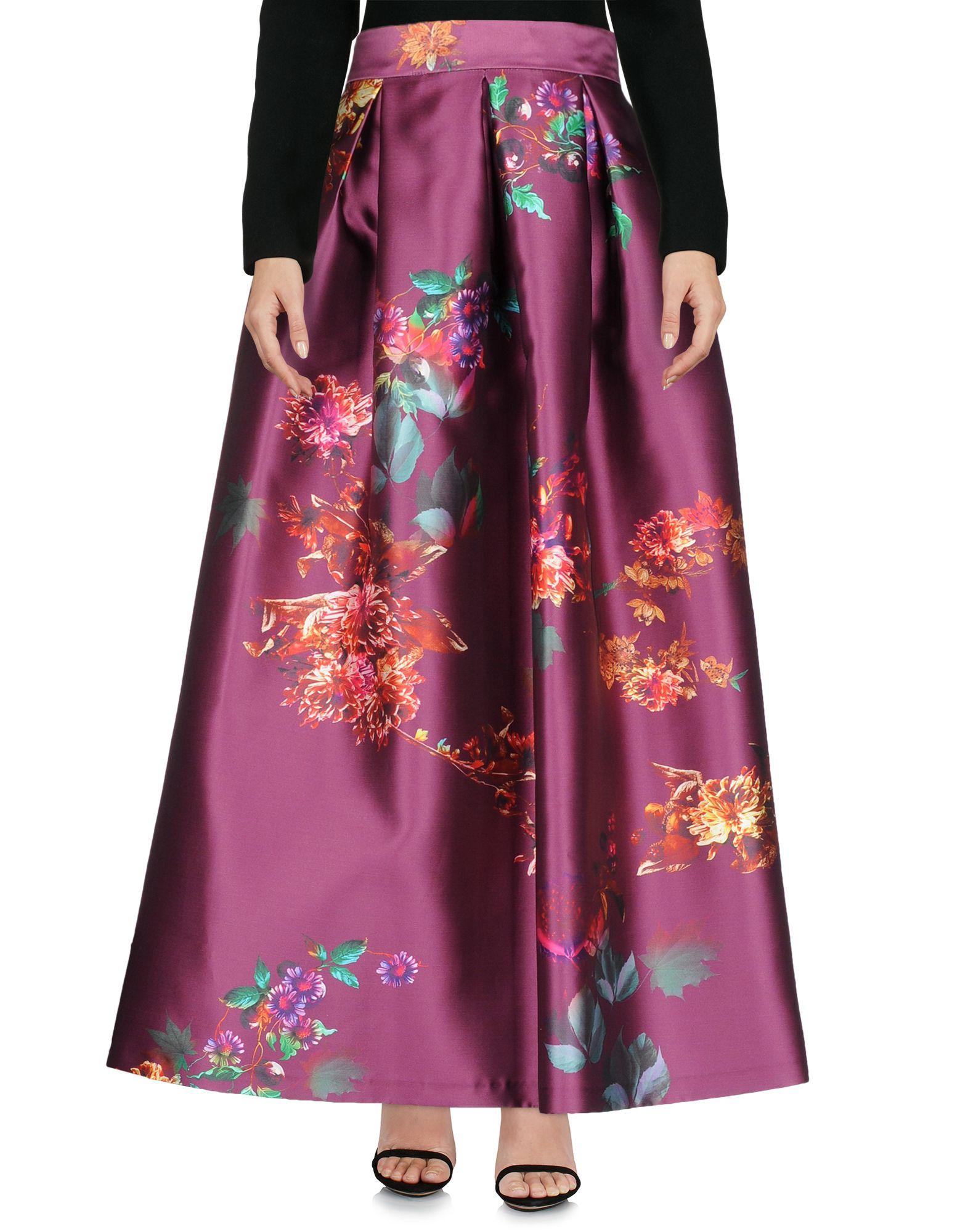 TOLÈRANCE Длинная юбка tolèrance повседневные шорты