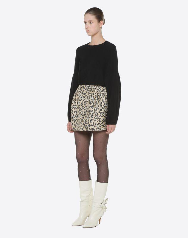 Minifalda Wild Leopard