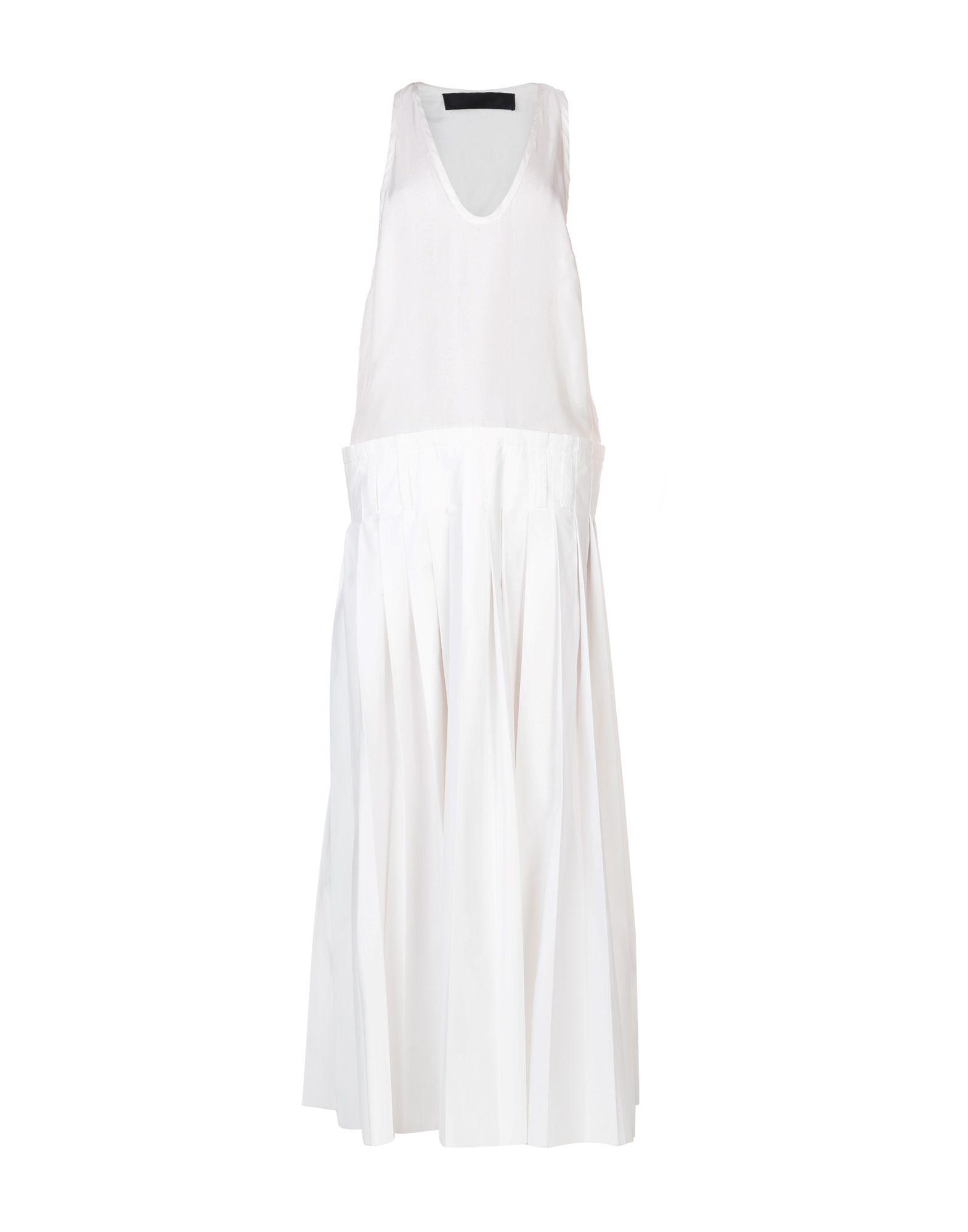 HAIDER ACKERMANN Длинное платье все цены