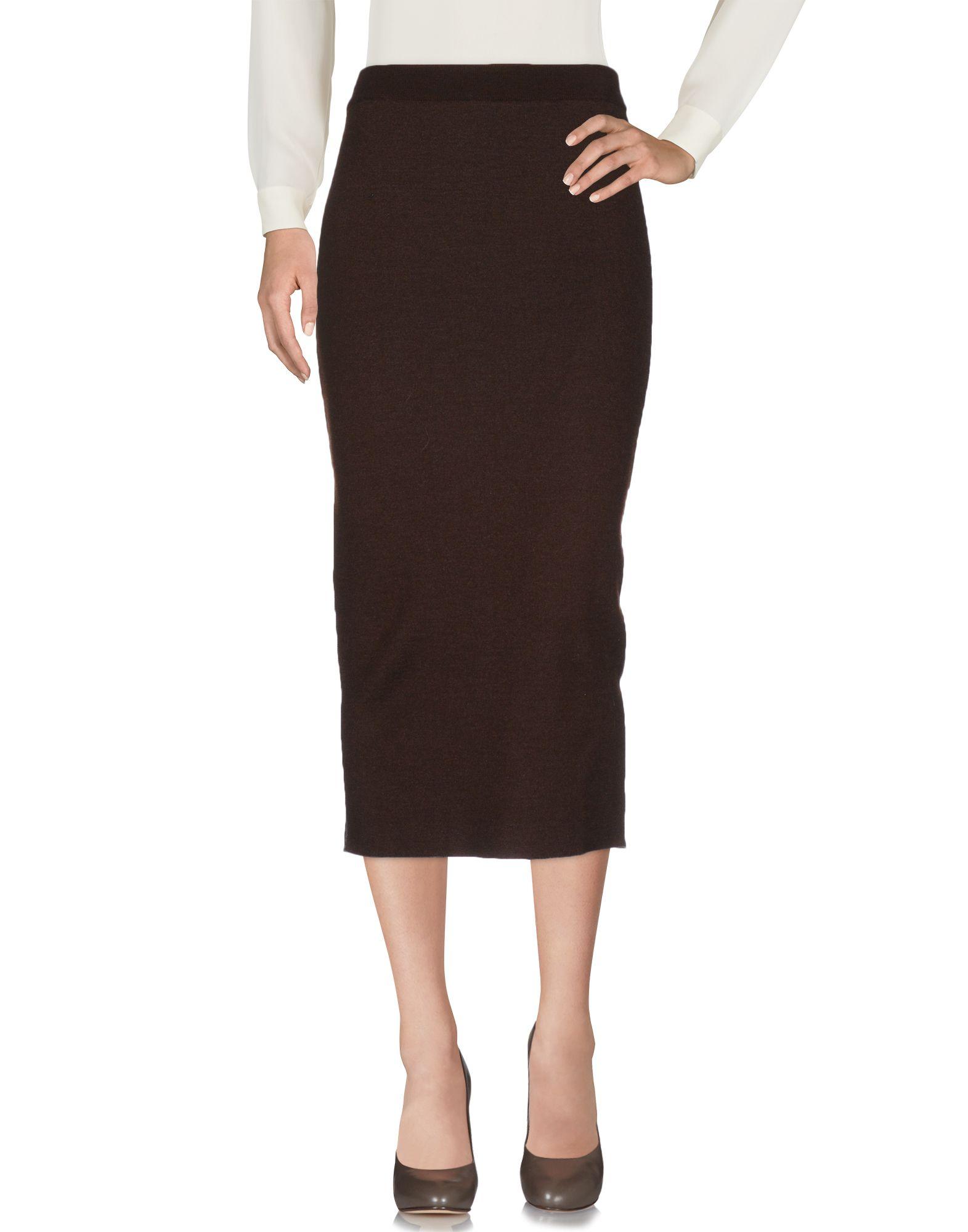 ANTONIO MARRAS Юбка длиной 3/4 moschino couture юбка длиной 3 4