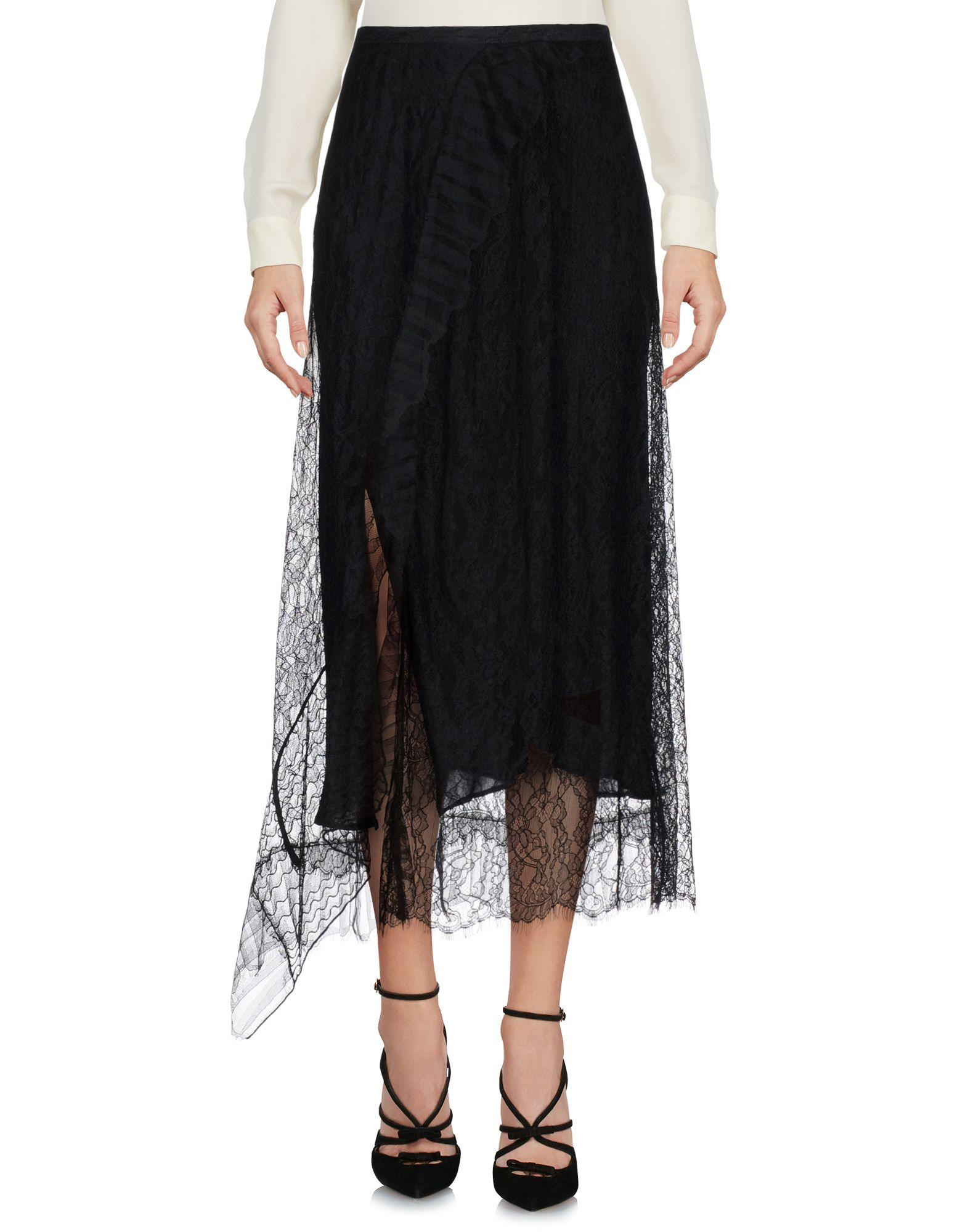 3.1 PHILLIP LIM Юбка длиной 3/4 3 1 phillip lim платье рубашка с цветочной отделкой