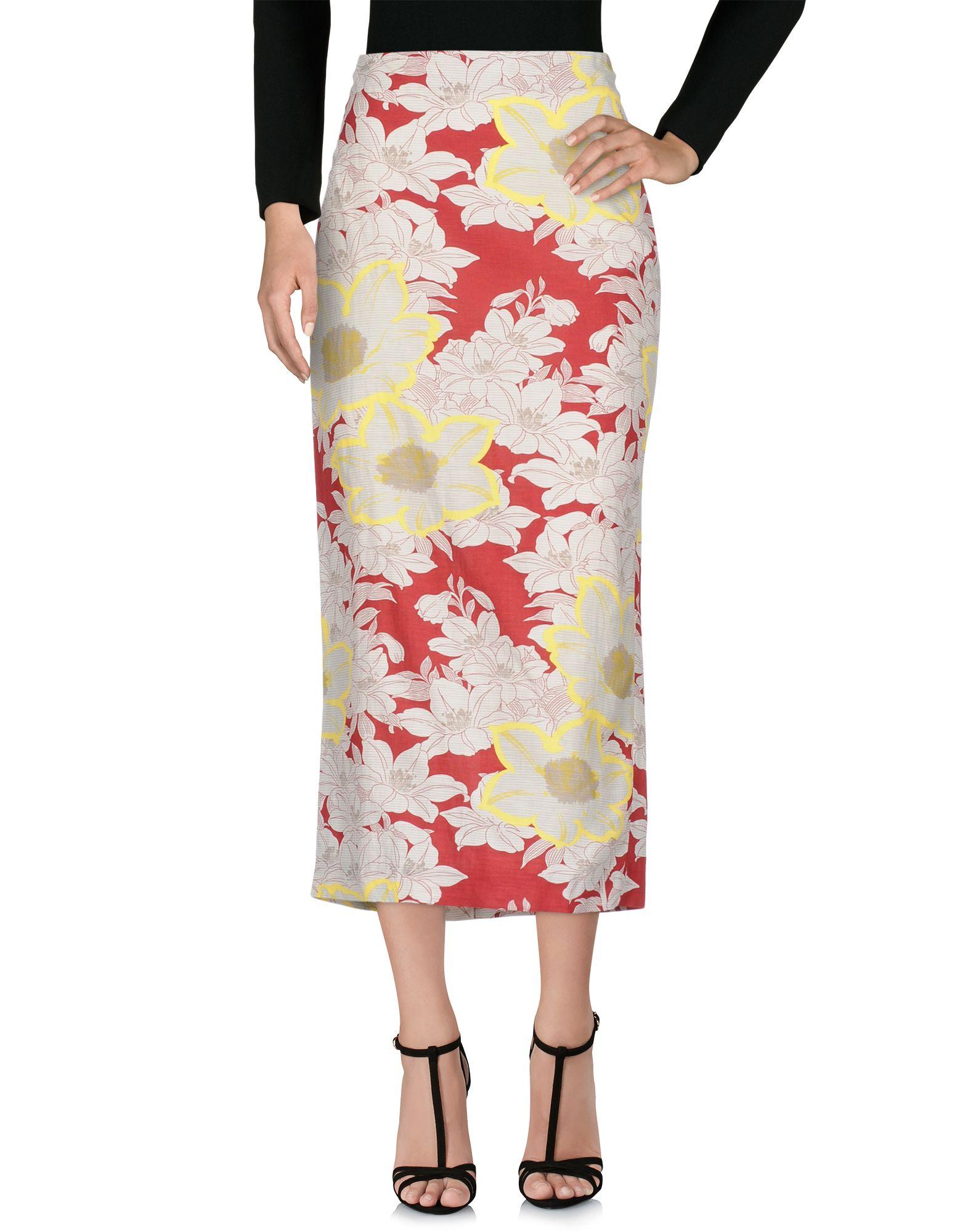 MARNI Длинная юбка pence длинная юбка