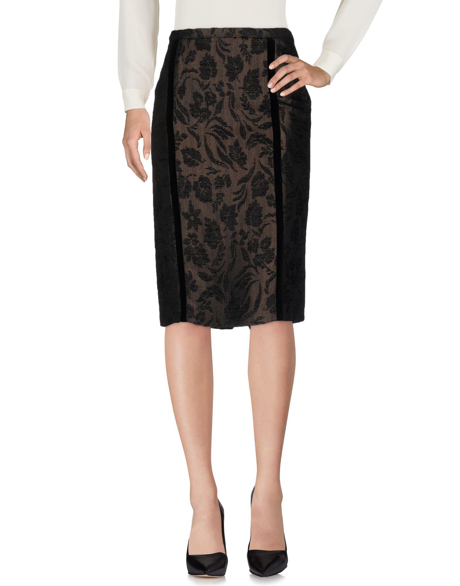 DIANA GALLESI Юбка длиной 3/4 moschino couture юбка длиной 3 4