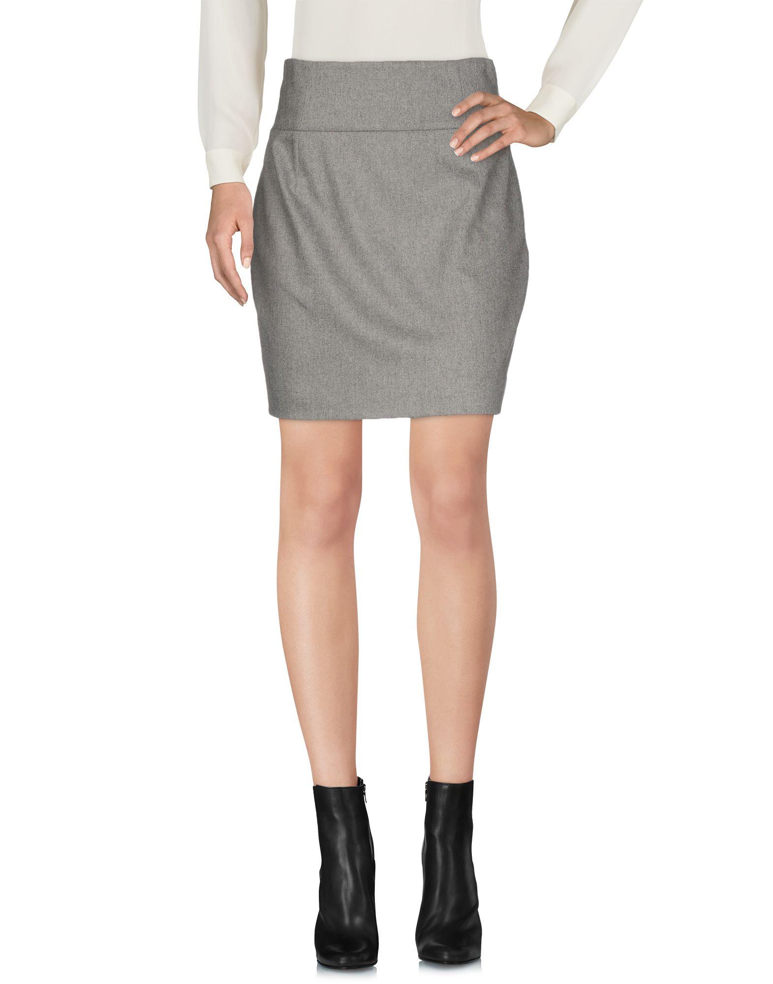 ALEXANDRE VAUTHIER Мини-юбка printio юбка карандаш укороченная