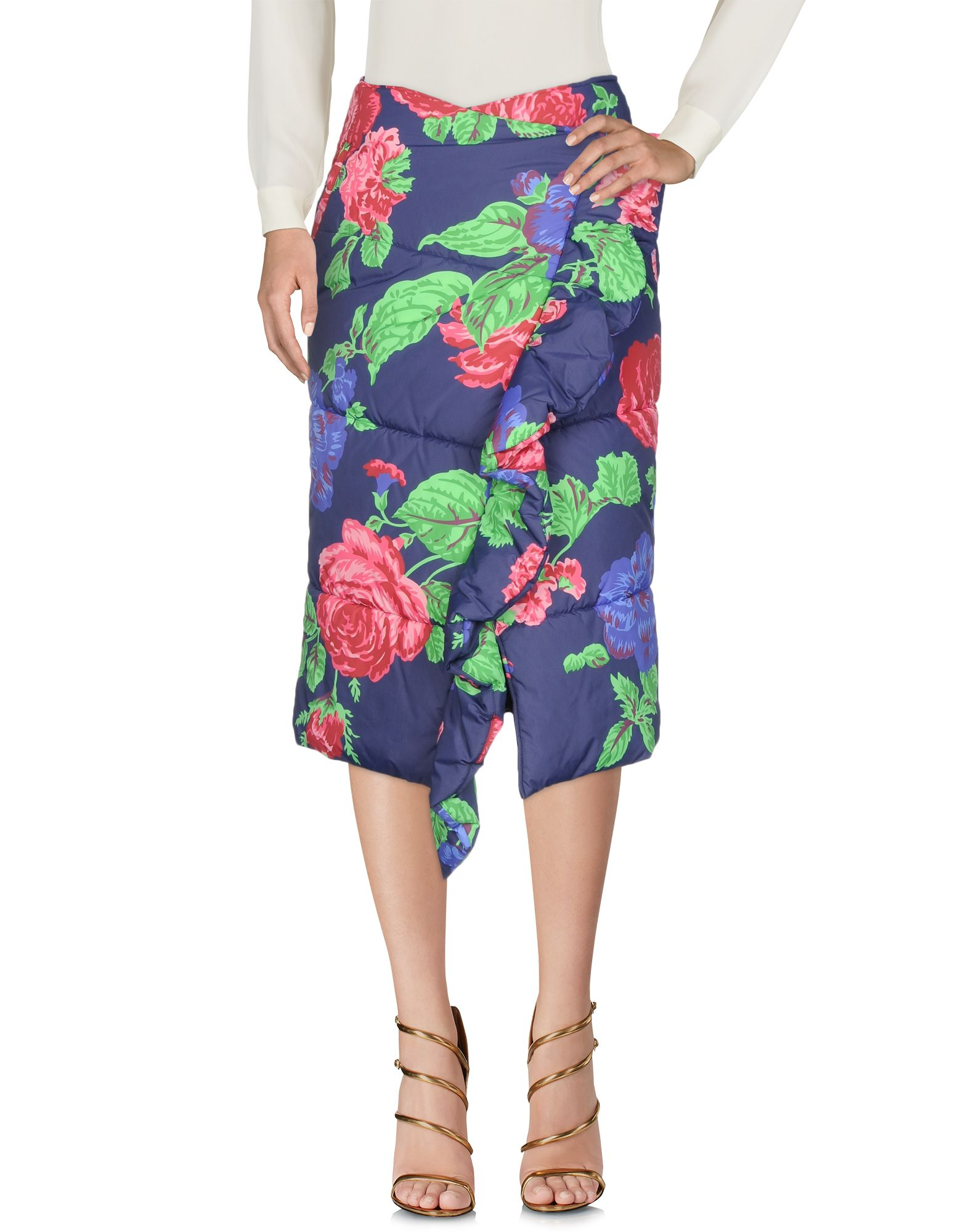 MSGM Длинная юбка юбка msgm msgm ms718ewccd72