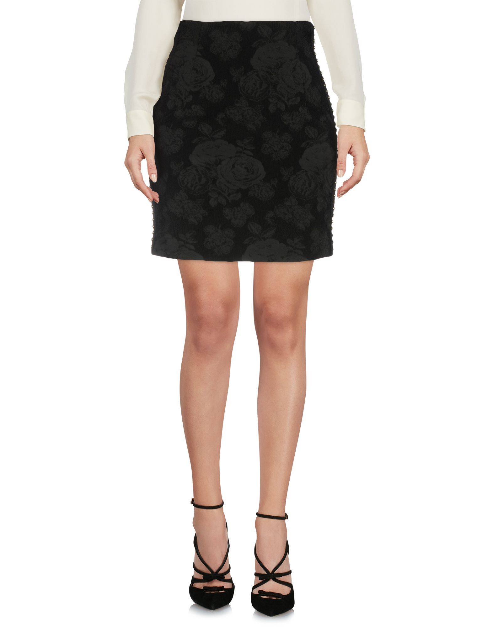 ANIYE BY Юбка до колена платье kawaii factory цвет светло серый kw177 000061 размер 42 46