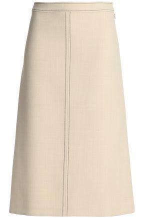 VANESSA SEWARD Stretch-crepe midi skirt