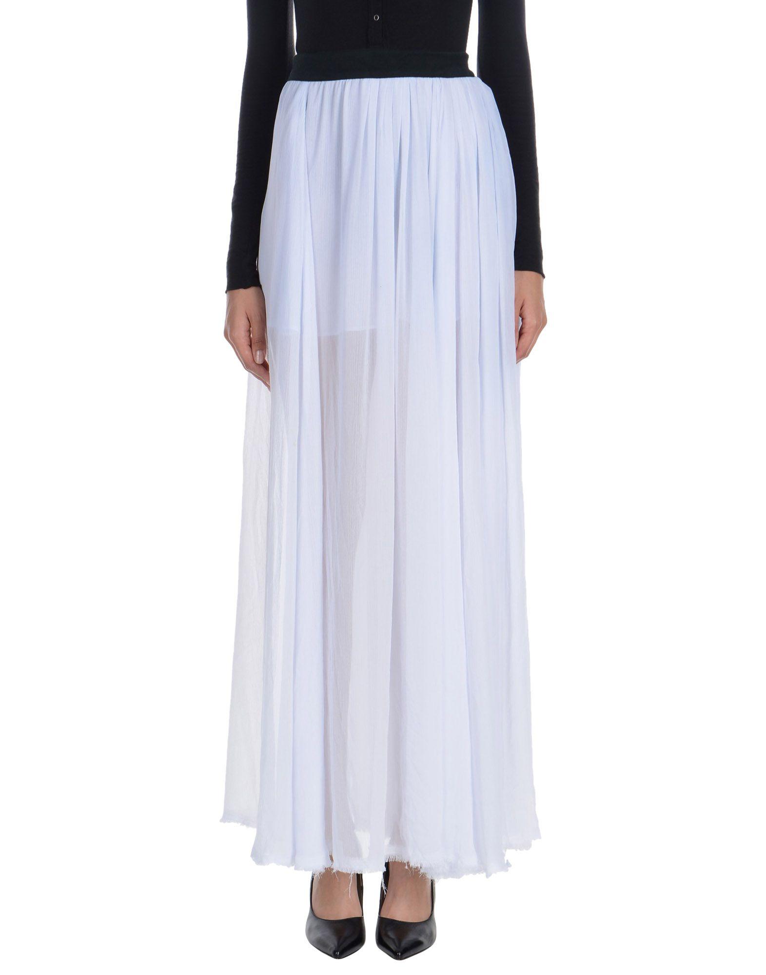 ENZA COSTA Длинная юбка enza costa мини юбка