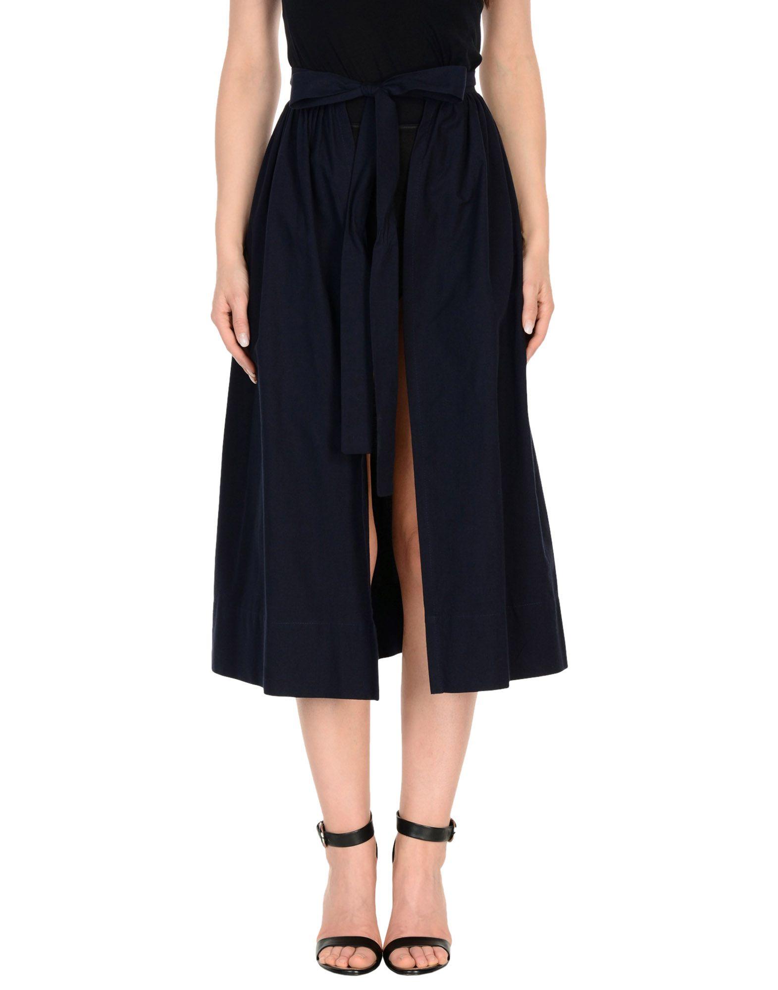SOHO DE LUXE Юбка длиной 3/4 soho de luxe футболка с короткими рукавами