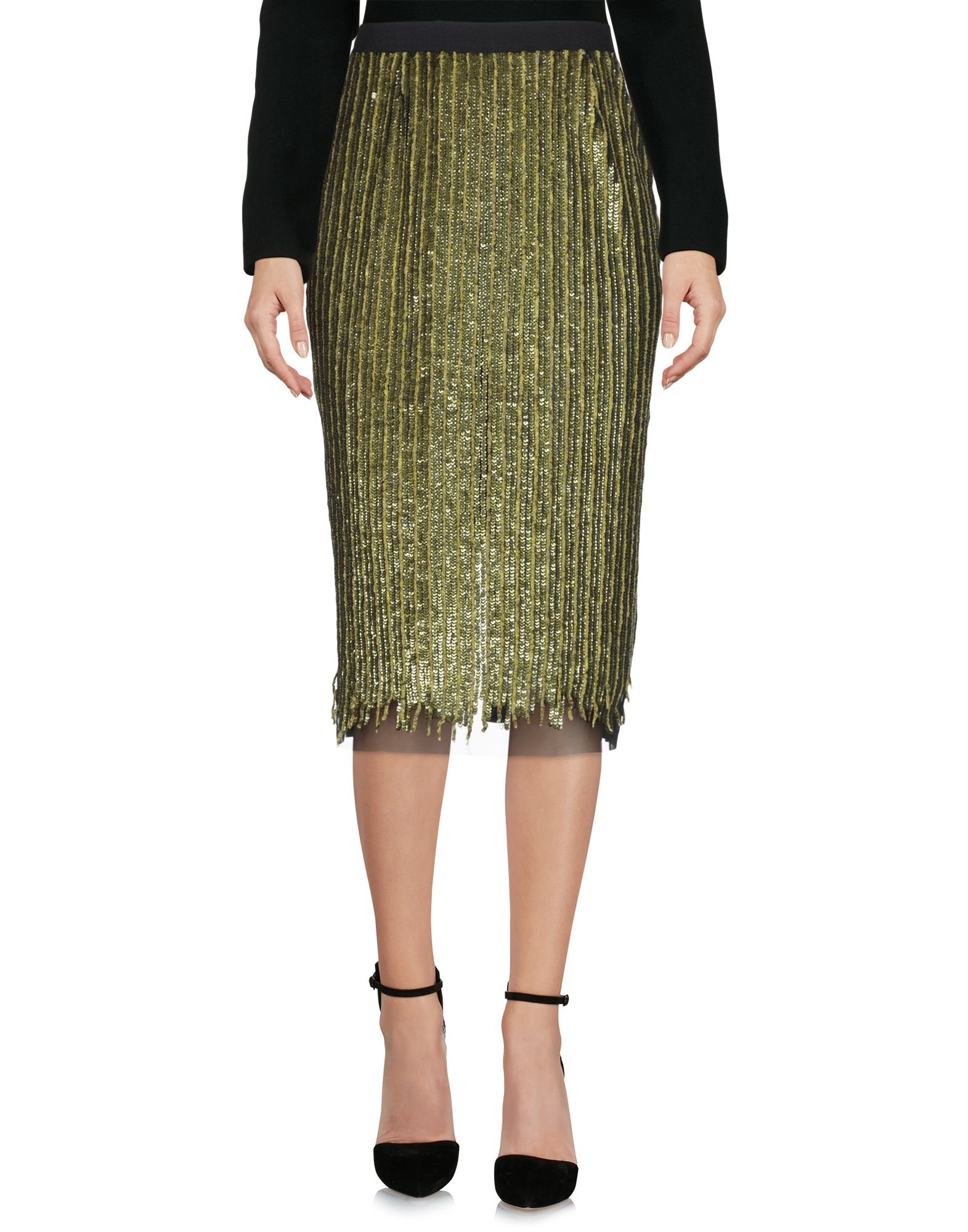 AVIÙ Юбка длиной 3/4 moschino couture юбка длиной 3 4