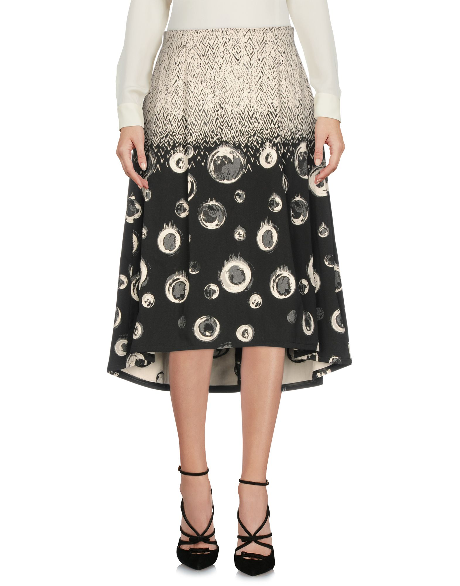 KOCCA Юбка длиной 3/4 moschino couture юбка длиной 3 4